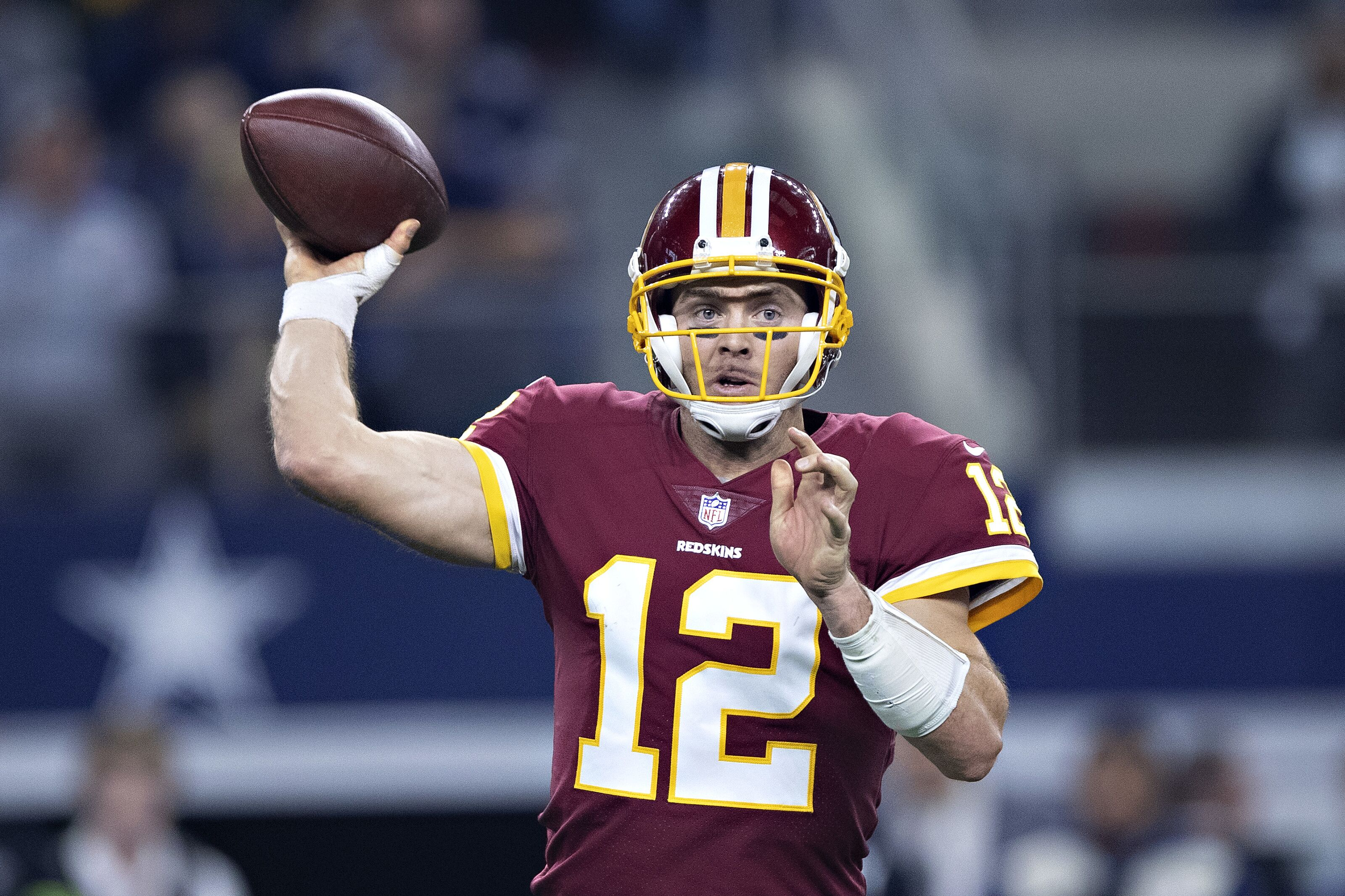 buy popular b451e fe11d Redskins Roster Projection: No Colt McCoy, team goes light ...