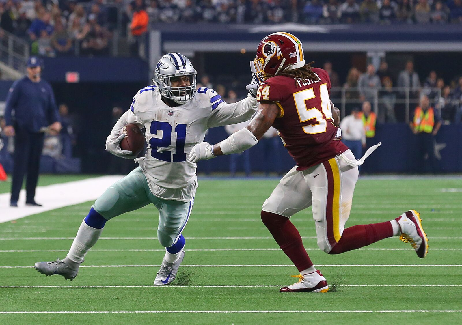 3 Redskins defenders who shouldn't be with the team in 2019