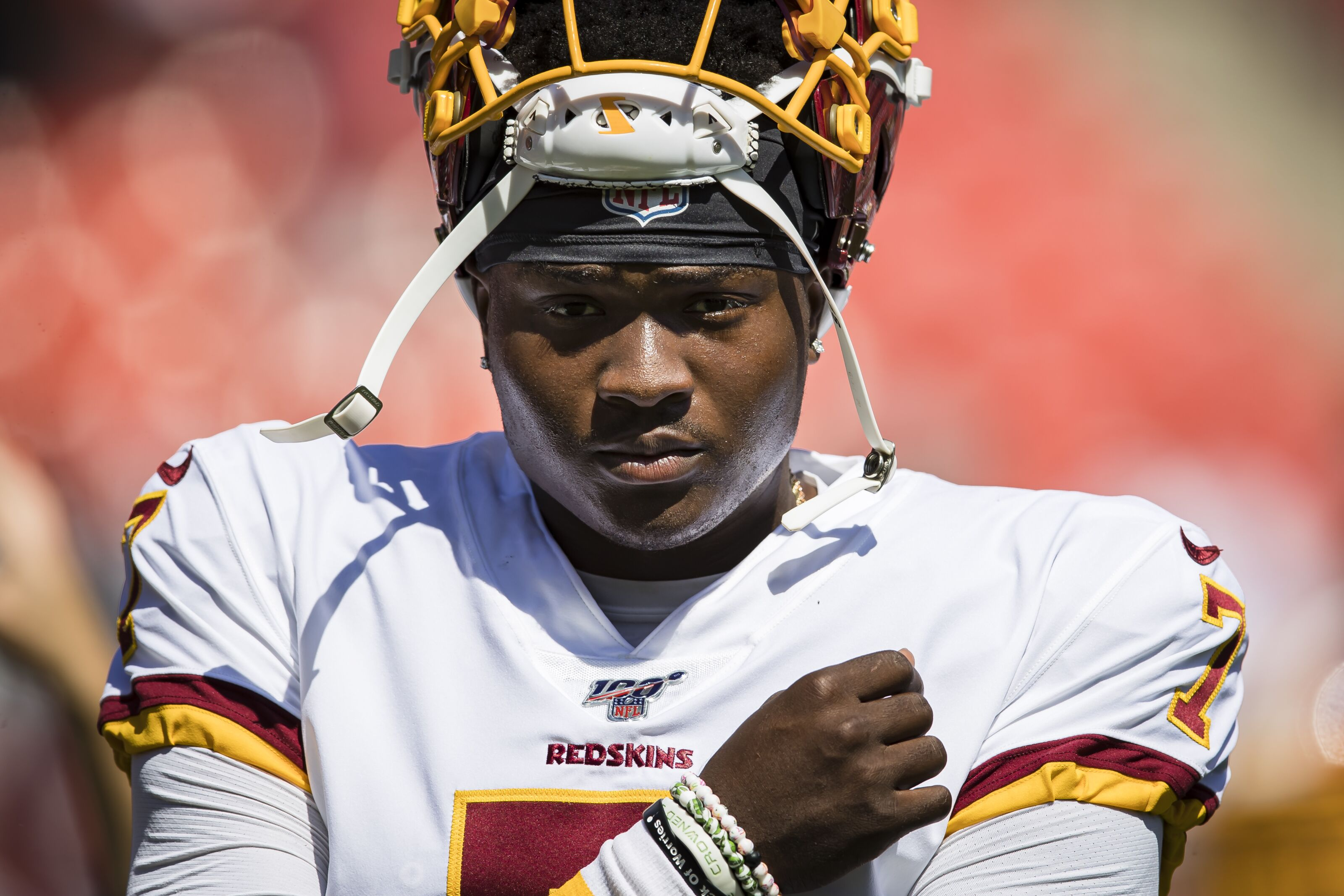 Redskins: While teams change QBs, Dwayne Haskins waits for his shot