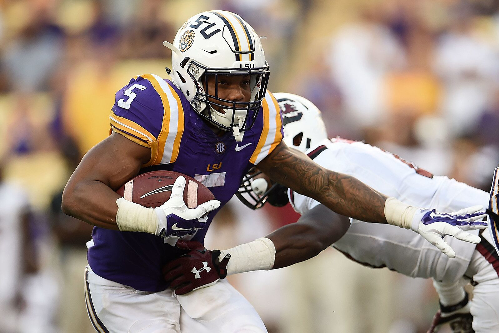 5e3f38fc1 Redskins Training Camp Profile  RB Derrius Guice - Page 2