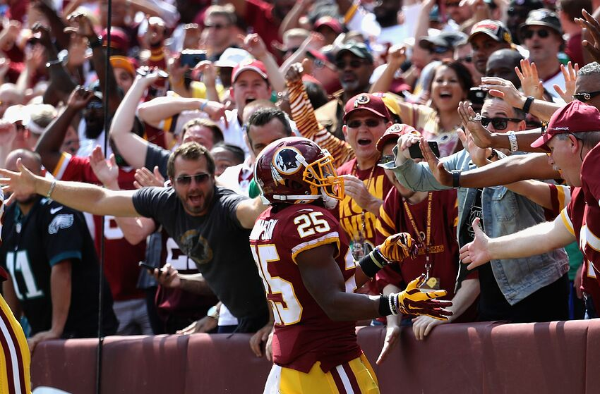 13d06e72 Redskins fan base ranks 12th in NFL, according to Emory University study