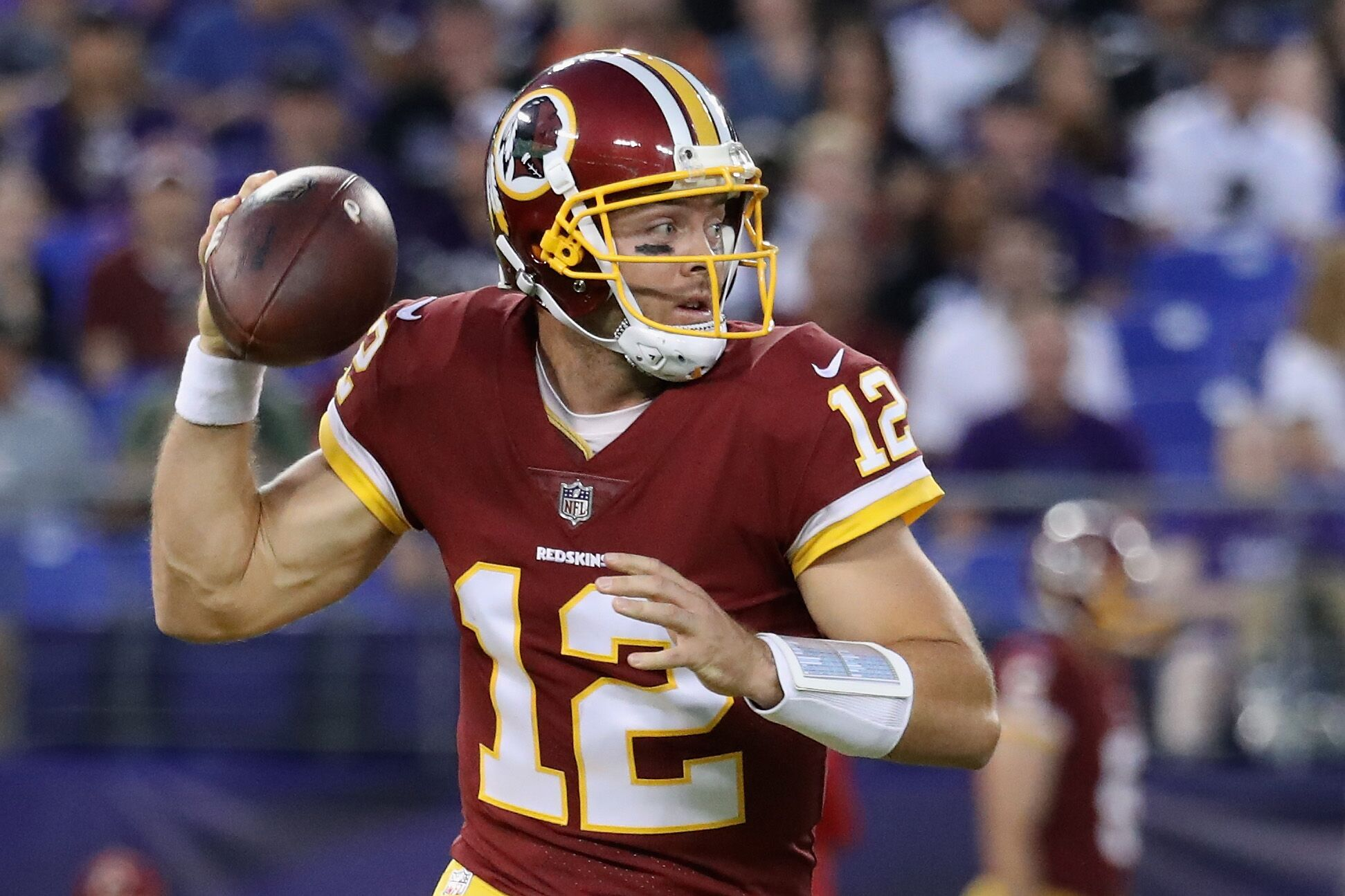 15ce3af3a Redskins 53-man Roster Projection: Pre-training camp 2018 - Page 2