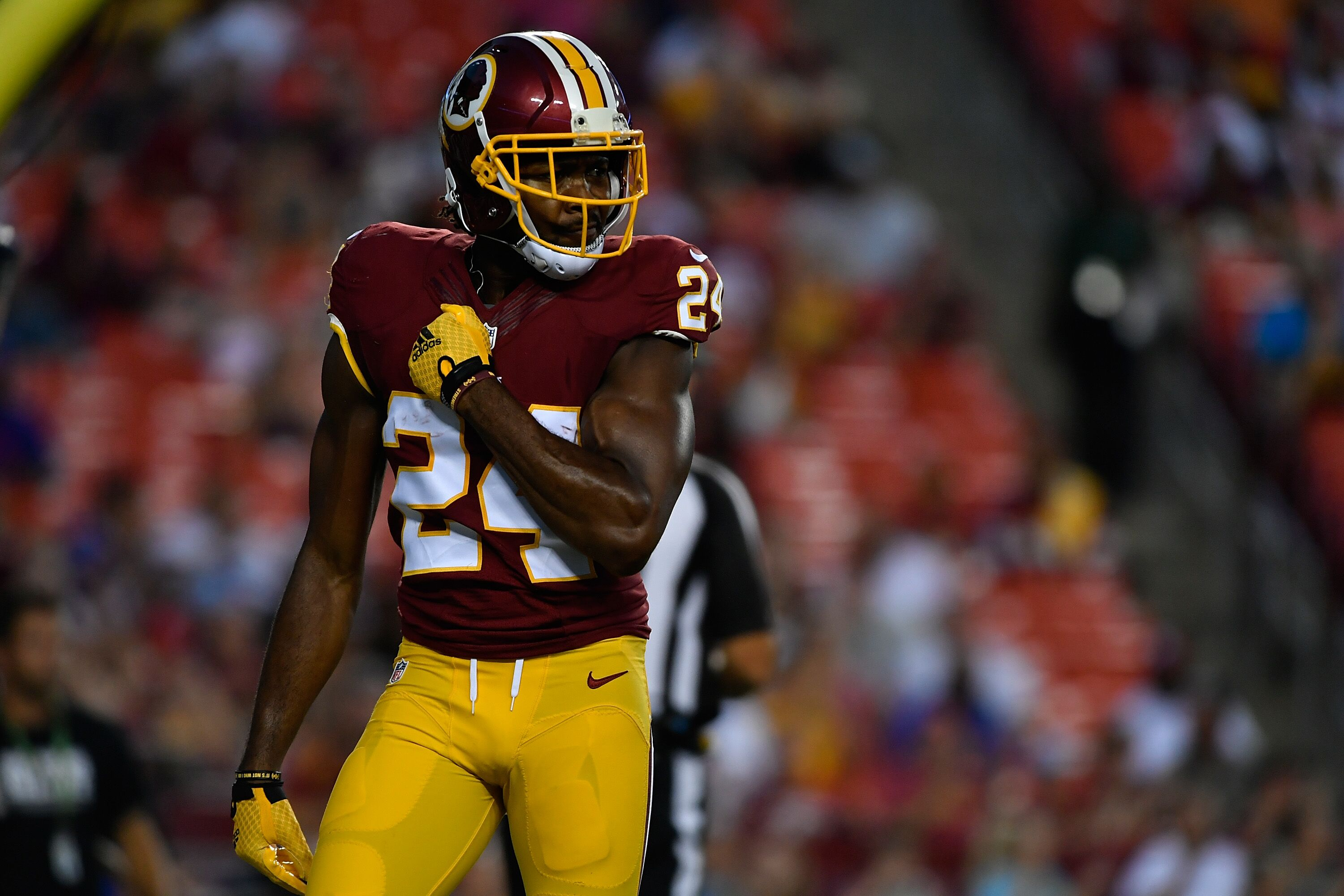 Redskins Injury Report Josh Norman ribs among 3 out for Monday
