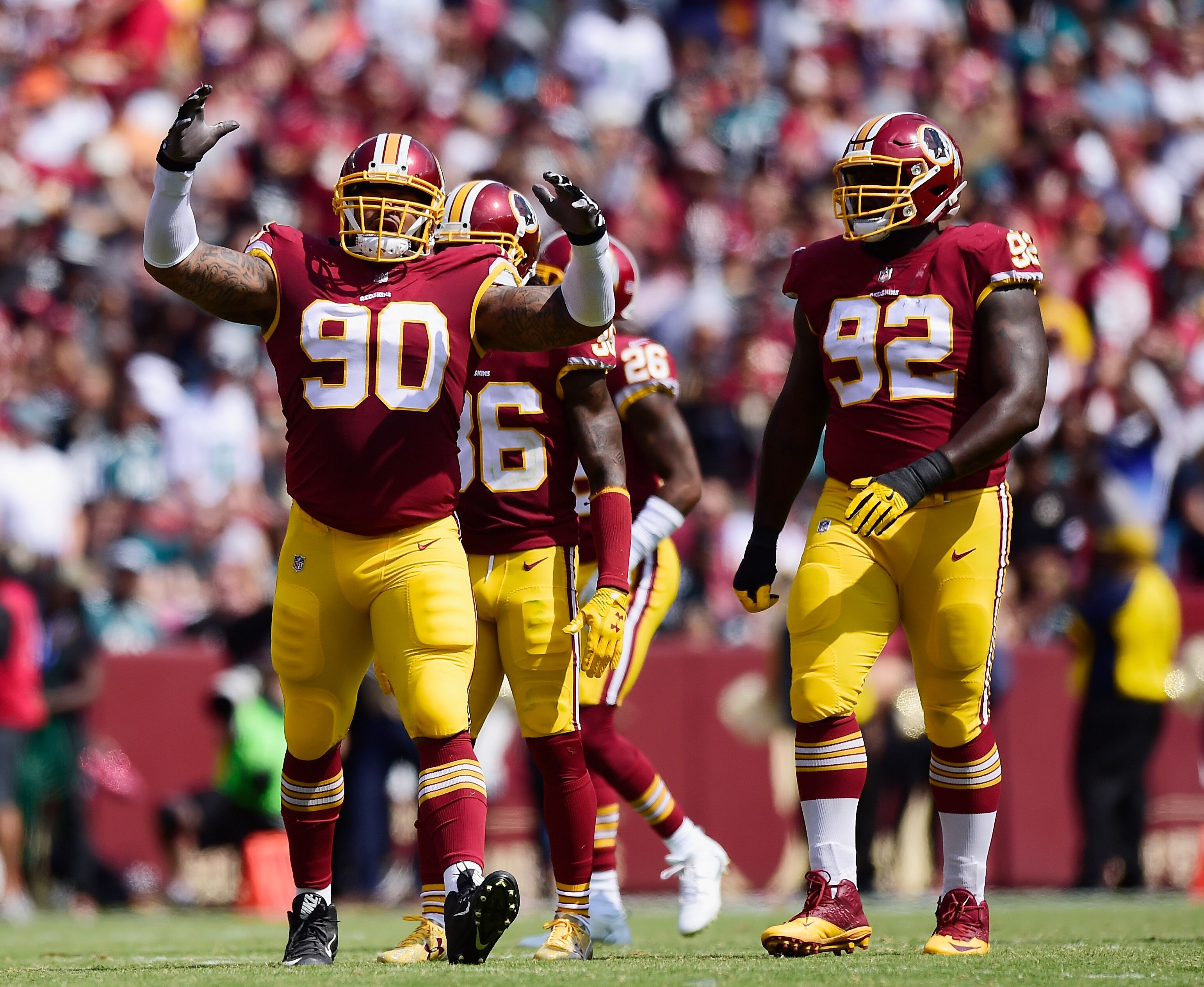 7fb74e779 Predicting the Washington Redskins final 53-man roster