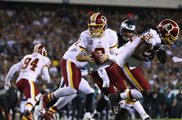 ae4d2754 Redskins Breakdown: Kirk Cousins not to blame for offensive struggles