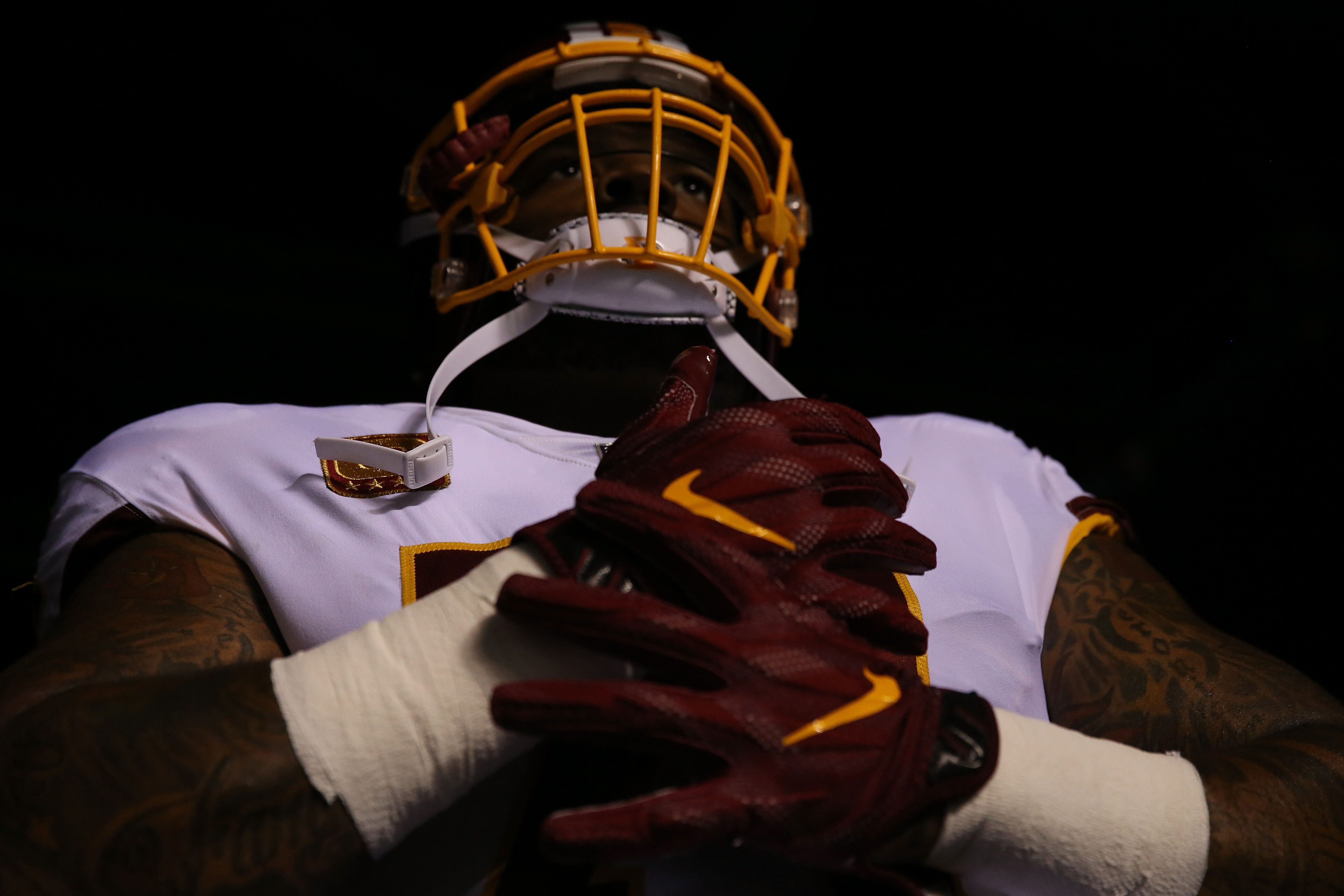 Report: Redskins' Trent Williams had 'medical scare,' expected to be fine