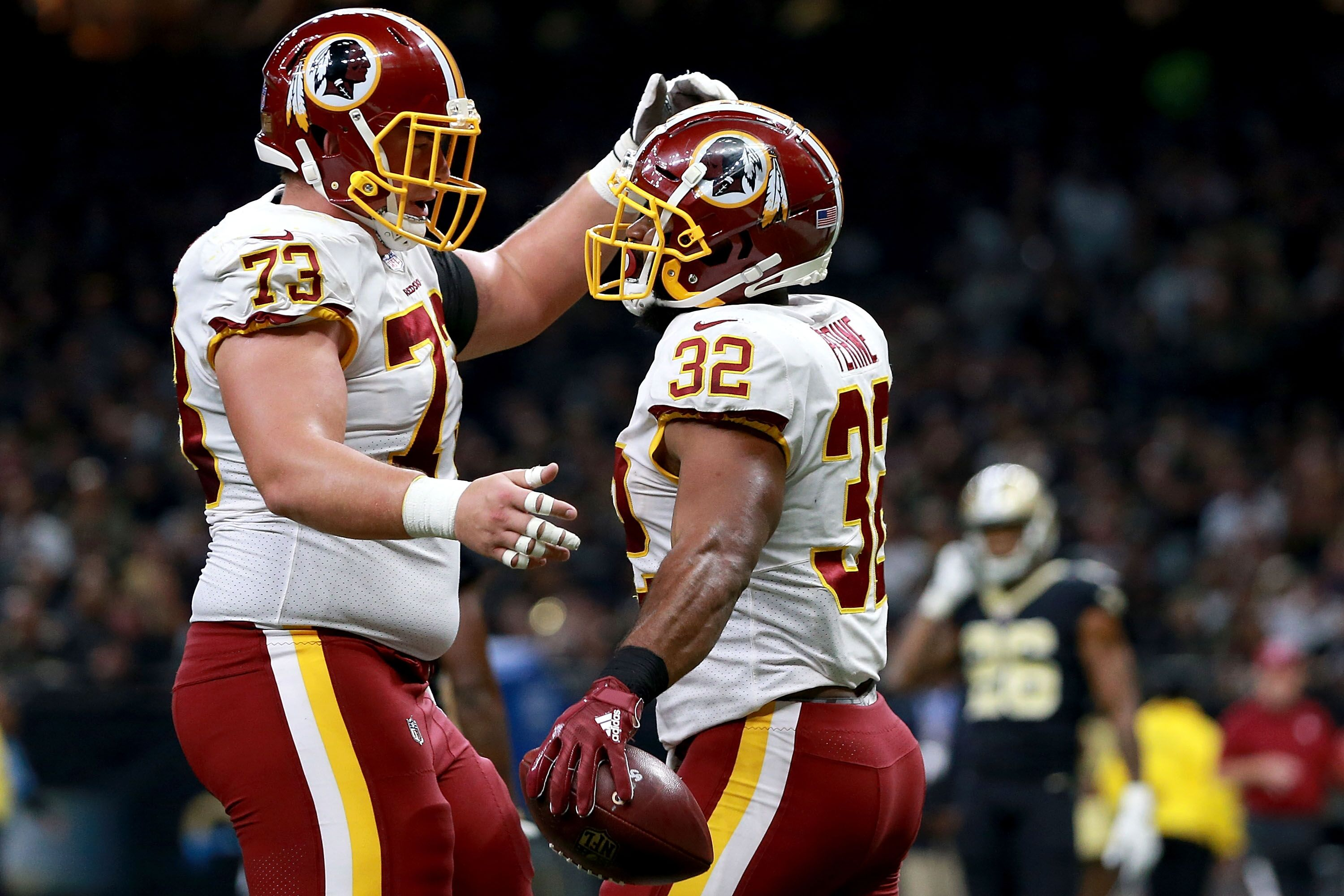 44c4c868cb1 Redskins  Samaje Perine deserves way more respect than he s getting