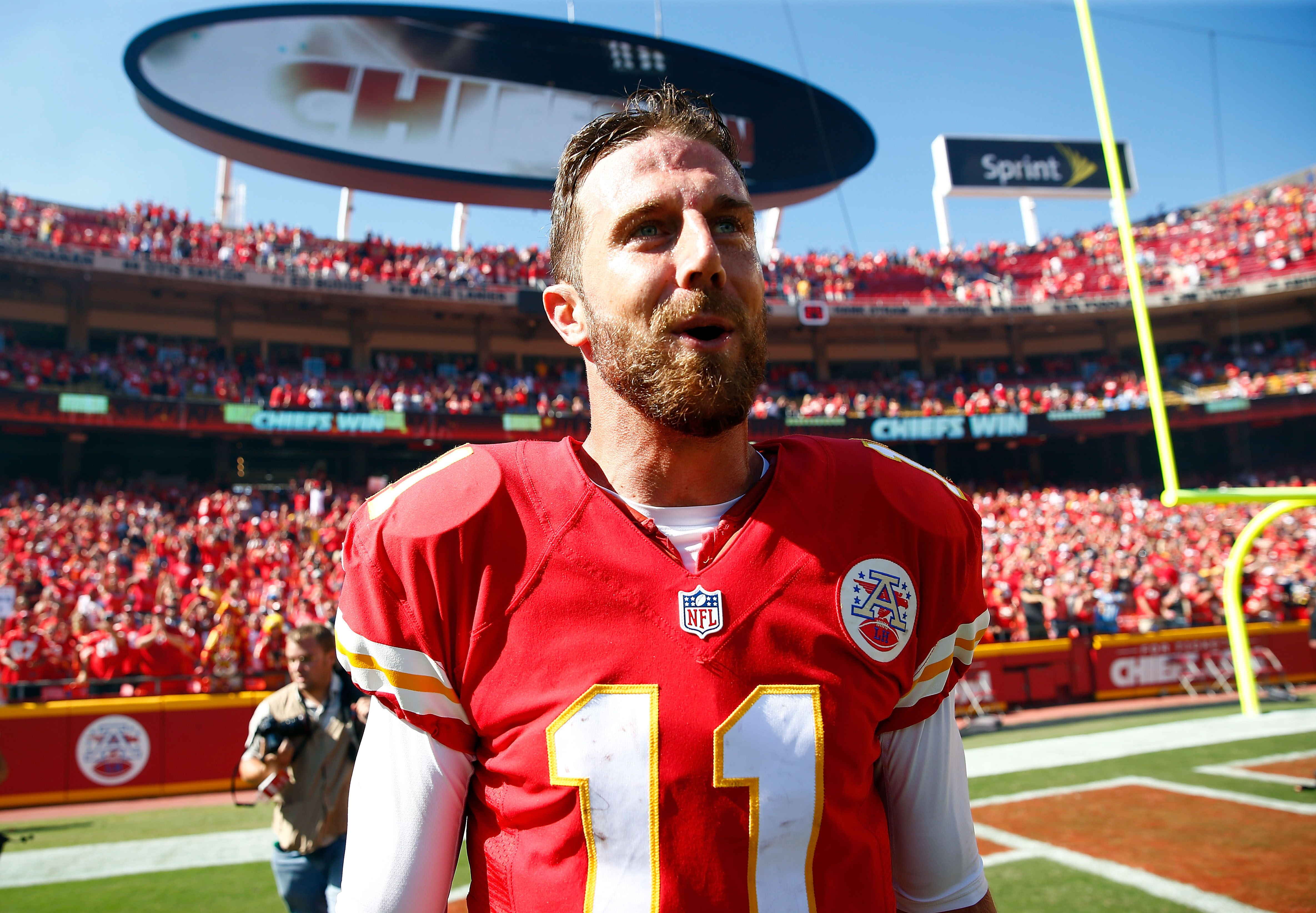 Redskins  Why Alex Smith s lack of interceptions will be so important 08a3feb6b