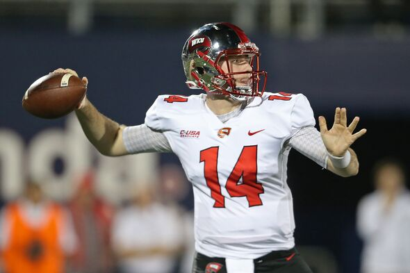 2018 NFL Draft: Top 10 quarterback Big Board for the ...