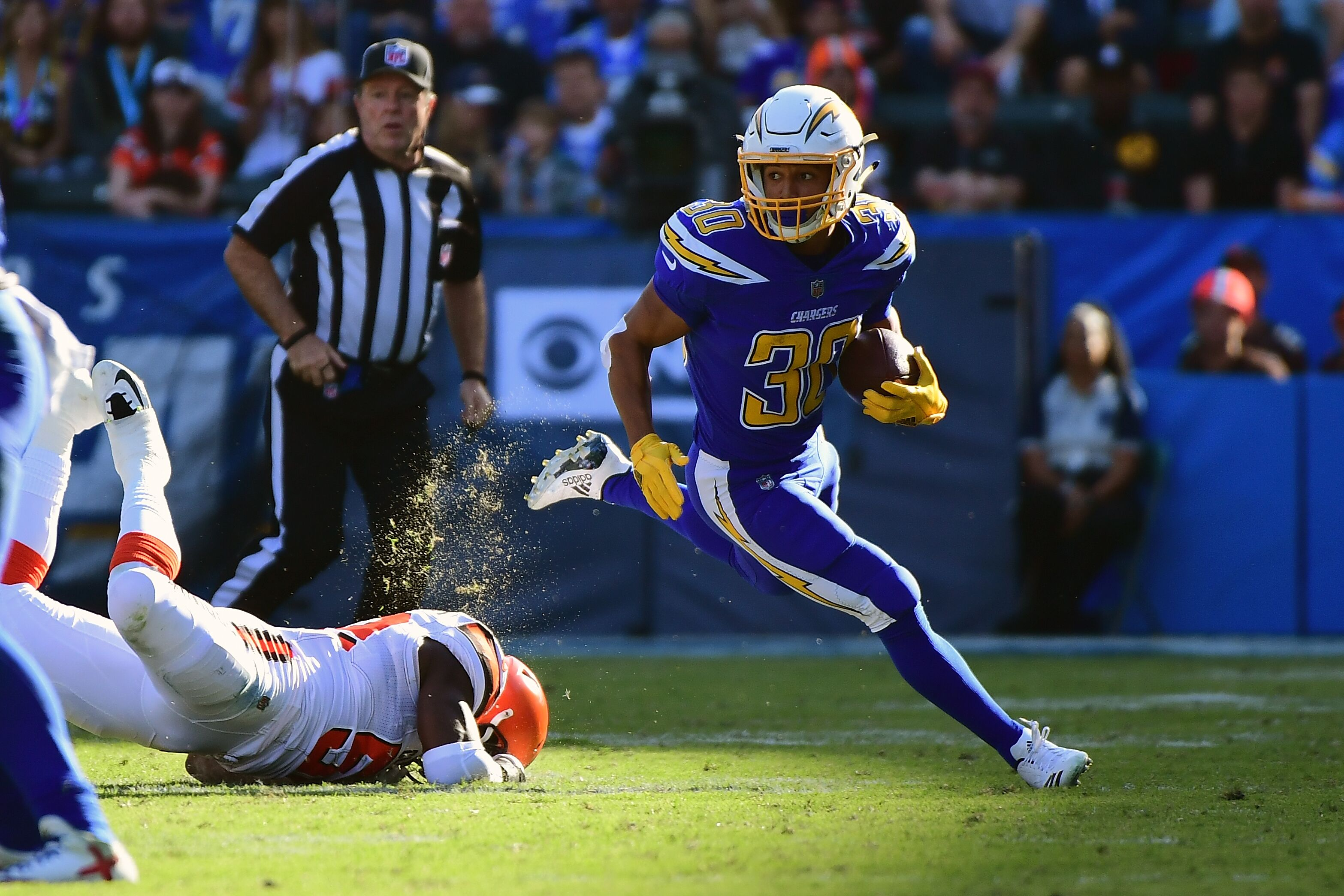 Redskins Vs Chargers 5 Matchups To Watch On Sunday