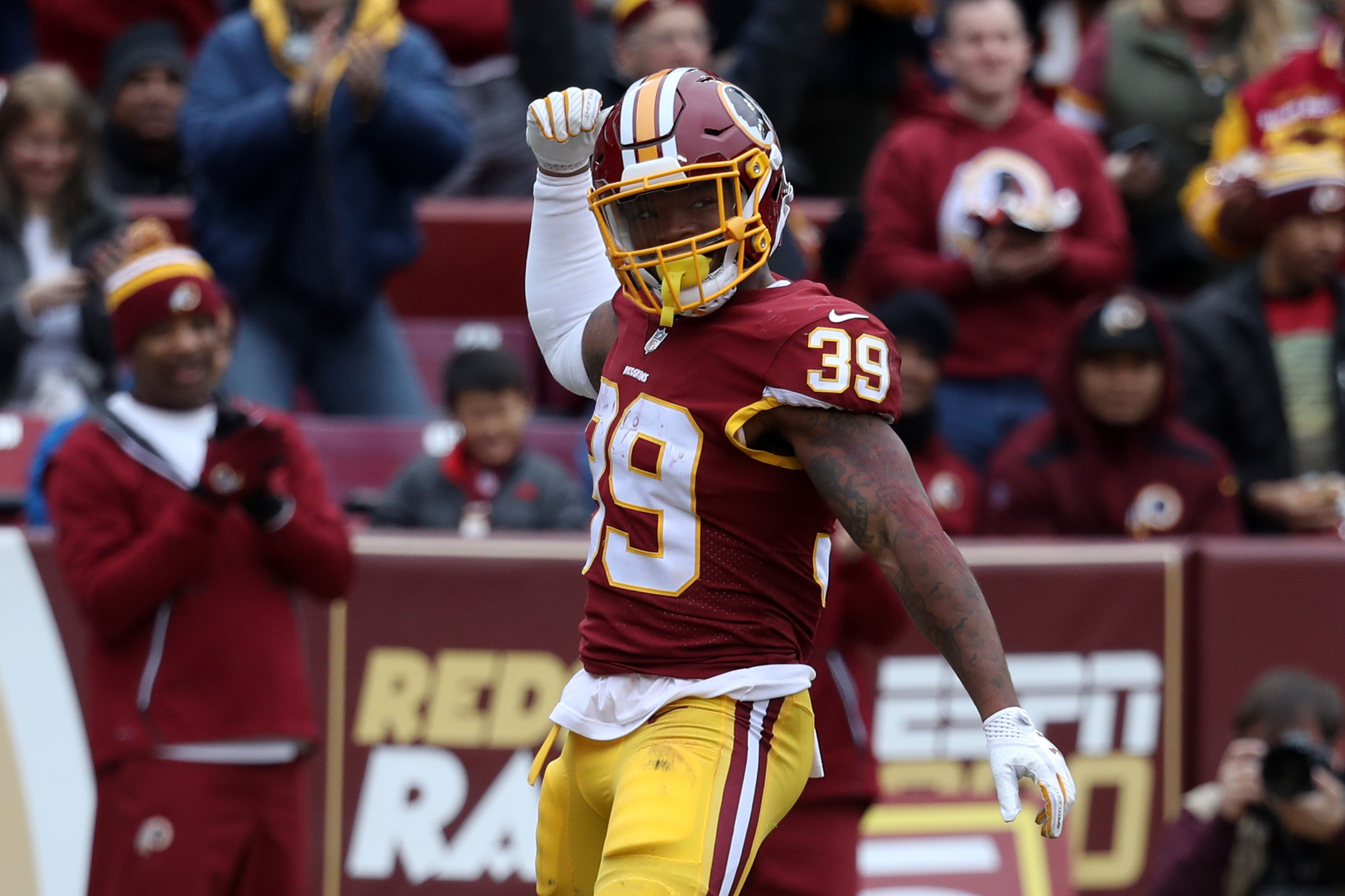 5 standouts from Redskins preseason Week 2 game against the Jets 81d4532d5