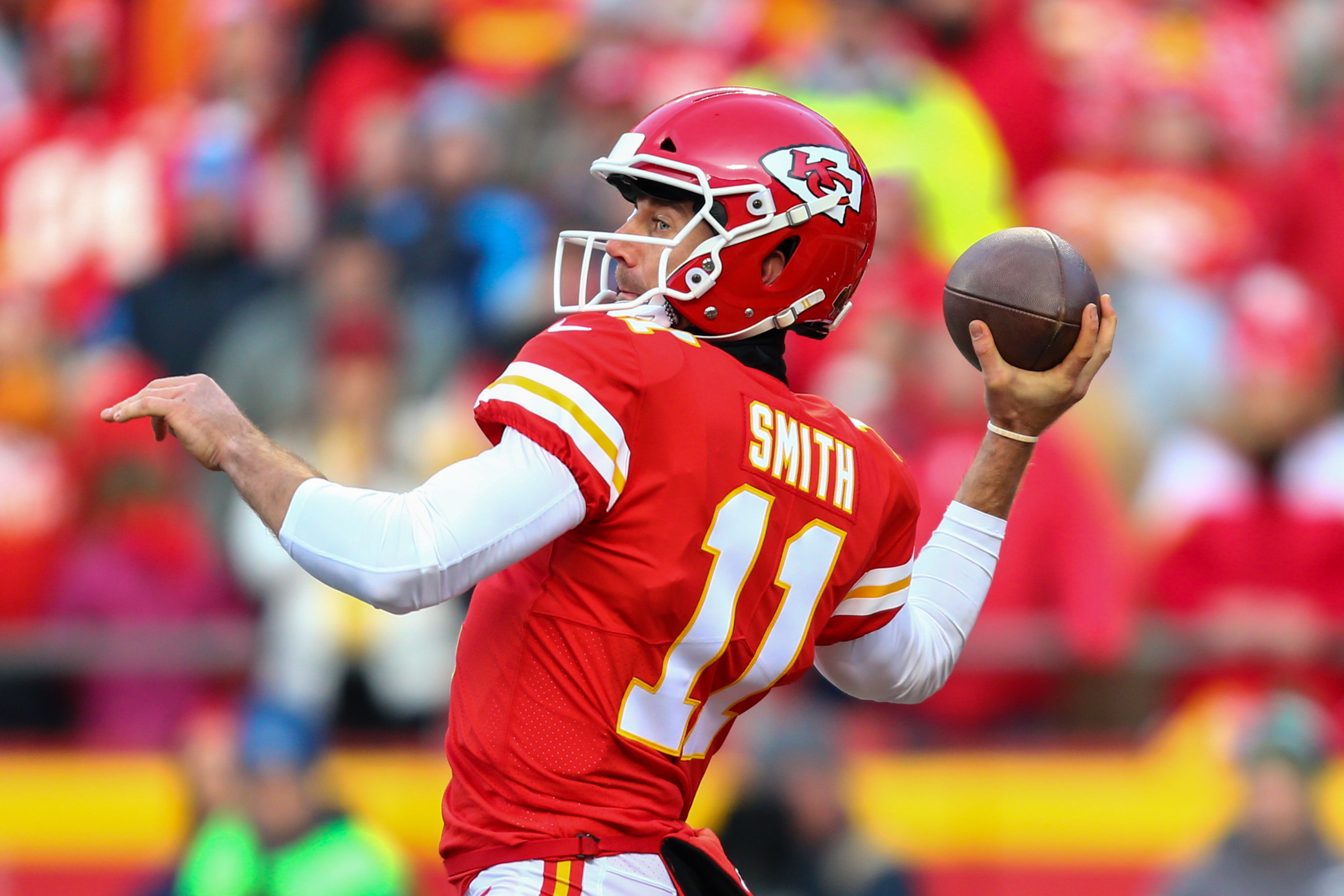 Redskins  Why Alex Smith could be a short term replacement at quarterback  if Kirk Cousins walks ed6cb4a5b