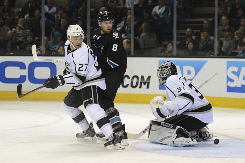 Los Angeles Kings Lose To San Jose, But It Really Did Not Matter