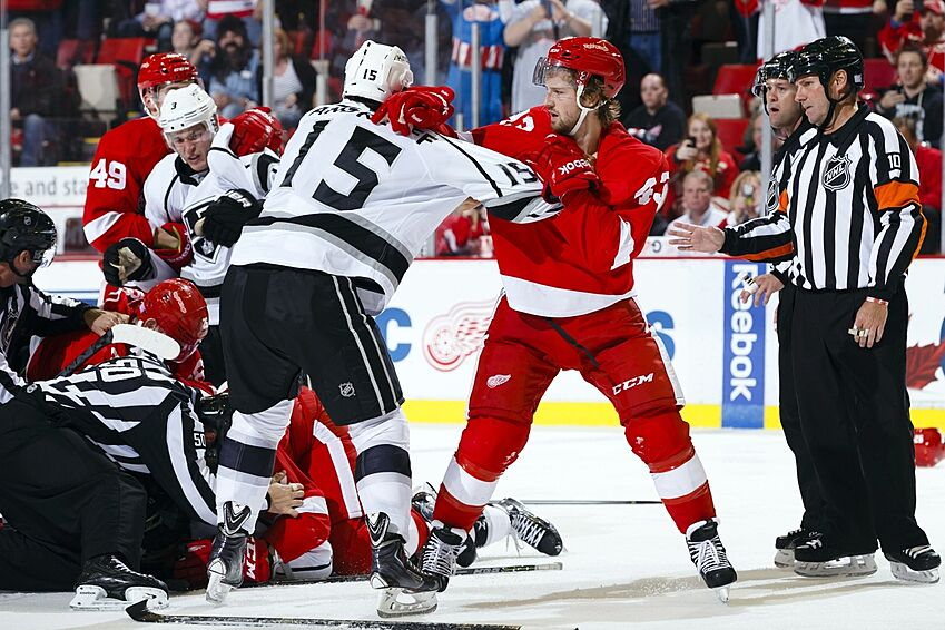 Tonight Is Last Night For Alternate >> Los Angeles Kings Face Former Western Conference Foe Detroit Red Wings Tonight!