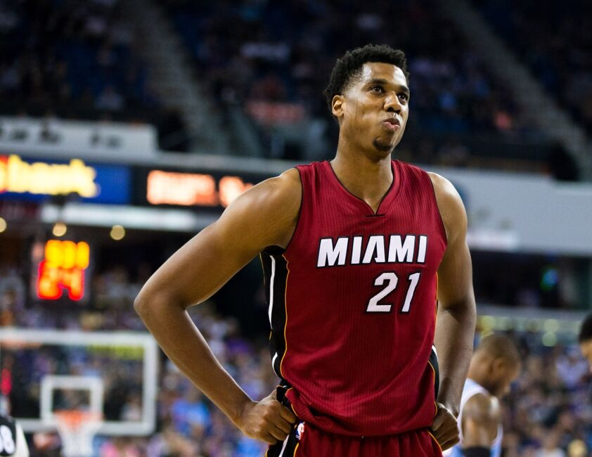 Should the Trail Blazers Revisit an Old Hassan Whiteside ...