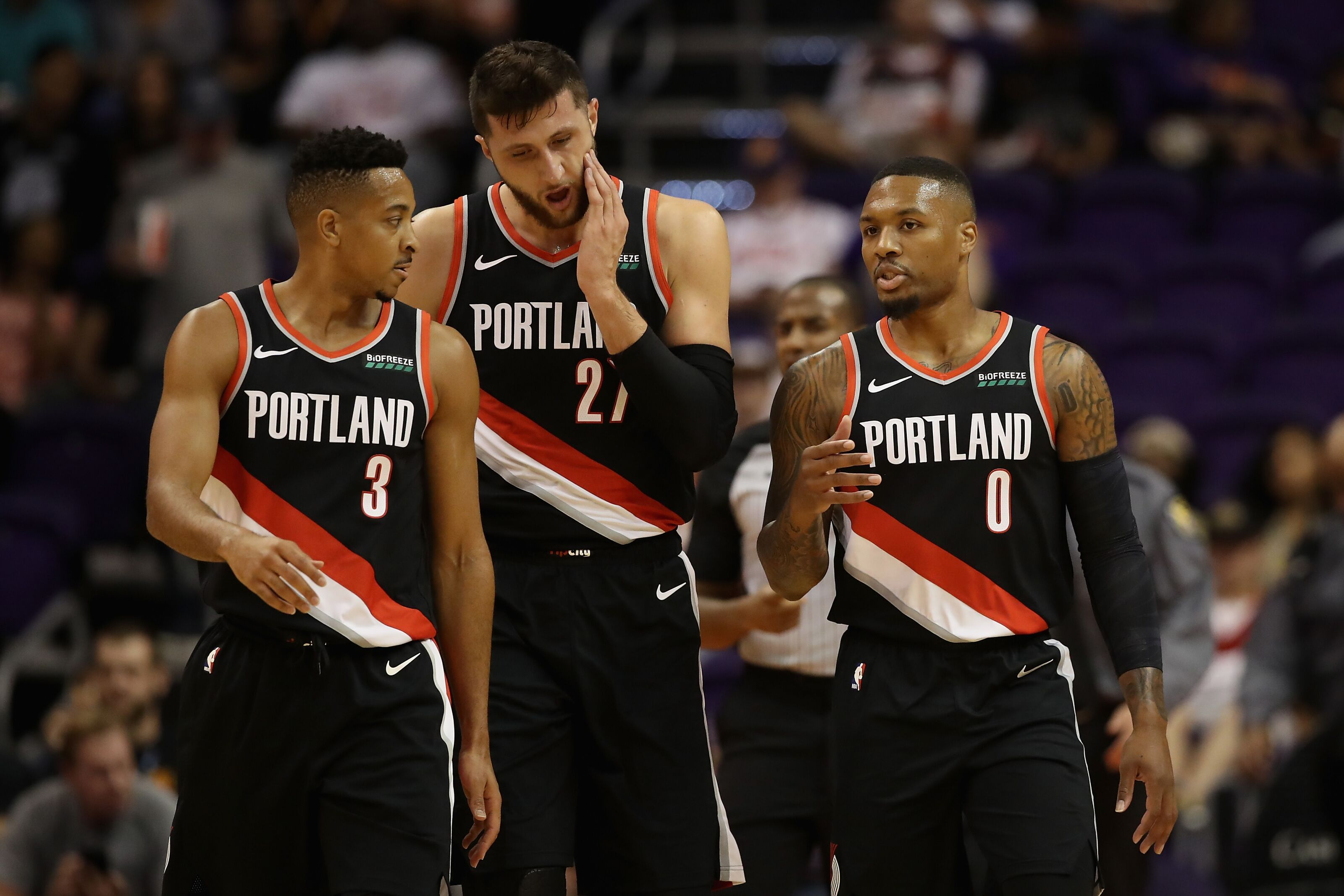 Portland Trail Blazers: Three things to be grateful for in 2020