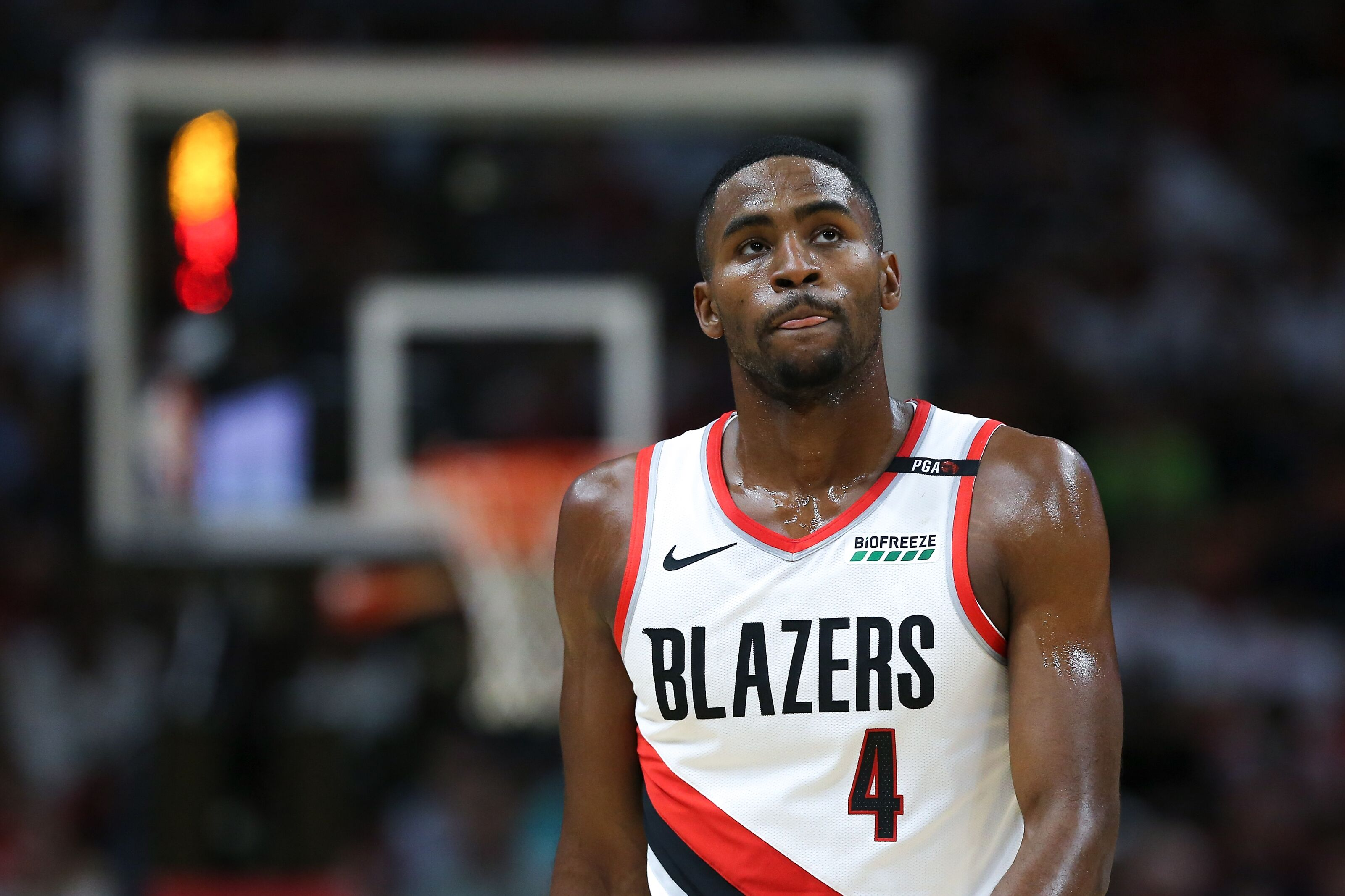 Portland Trail Blazers  Maurice Harkless Is Looking Sharper After the  All-Star Break 6974b554d