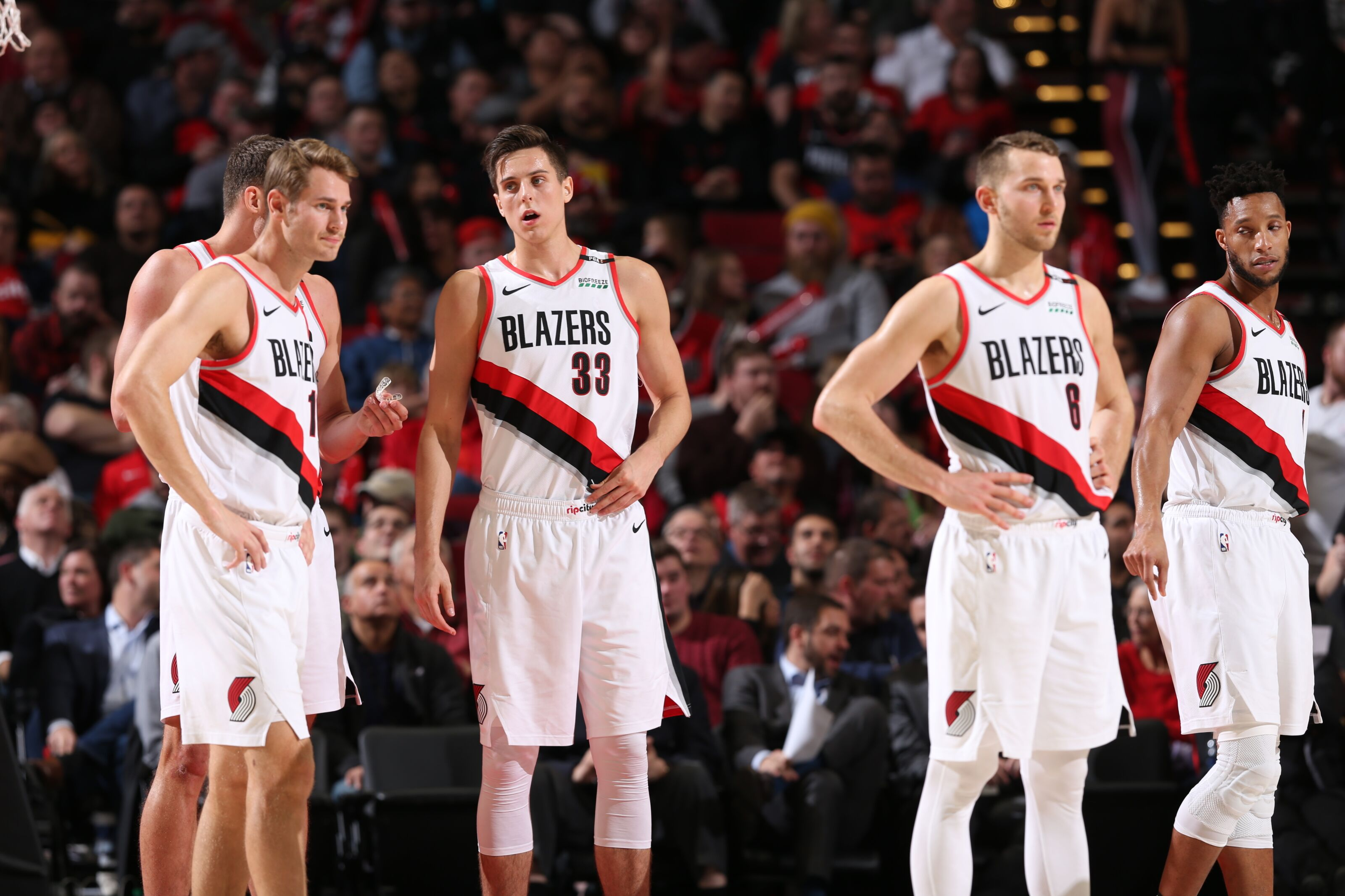 Portland Trail Blazers  The bench has become an Achilles  heel 575806d76