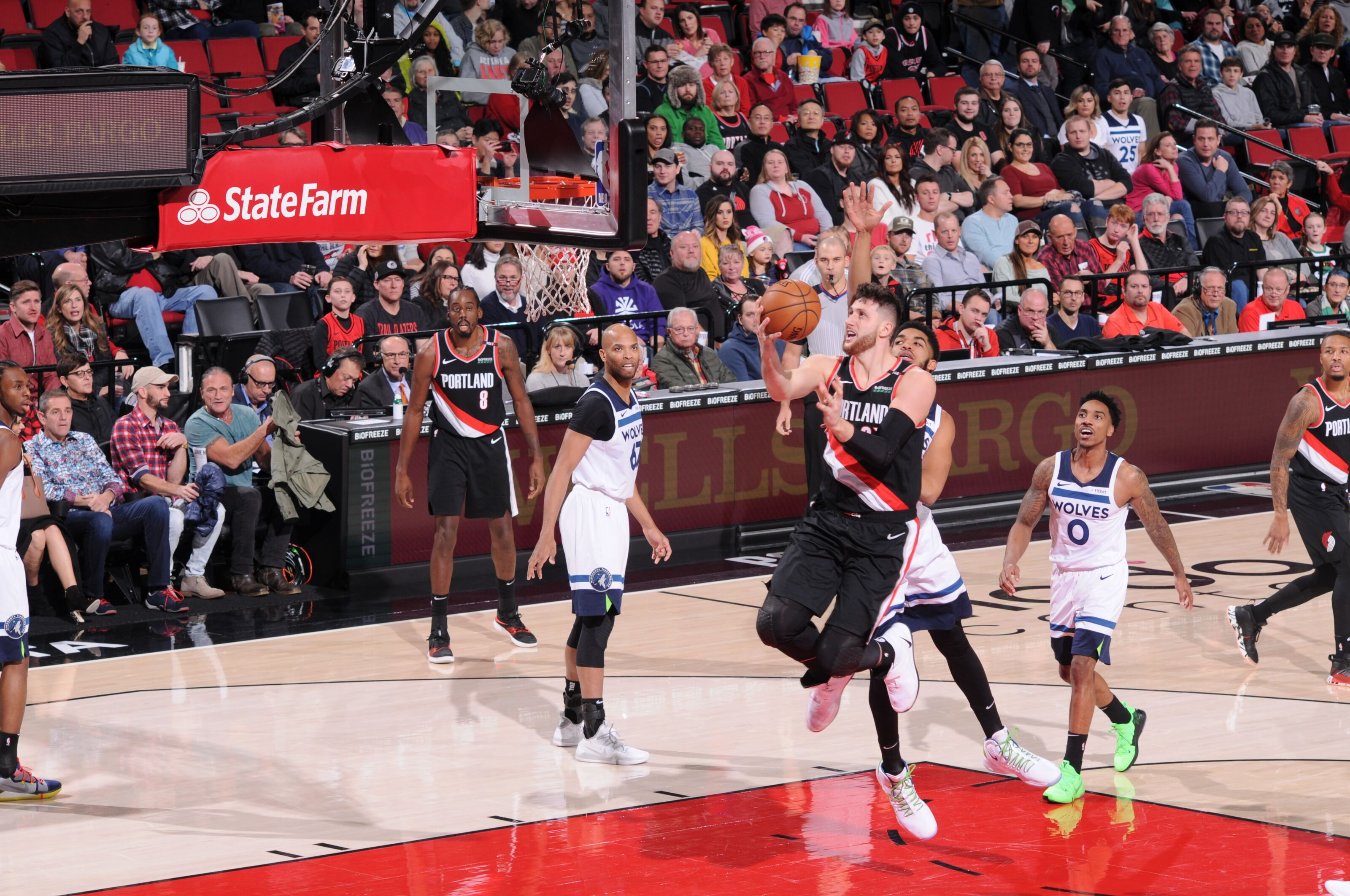 Why the Portland Trail Blazers vs. Timberwolves will be Game of the Year.
