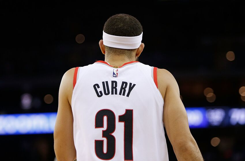 huge discount 1725e 4071d Portland Trail Blazers: Could Seth Curry be odd man out in ...