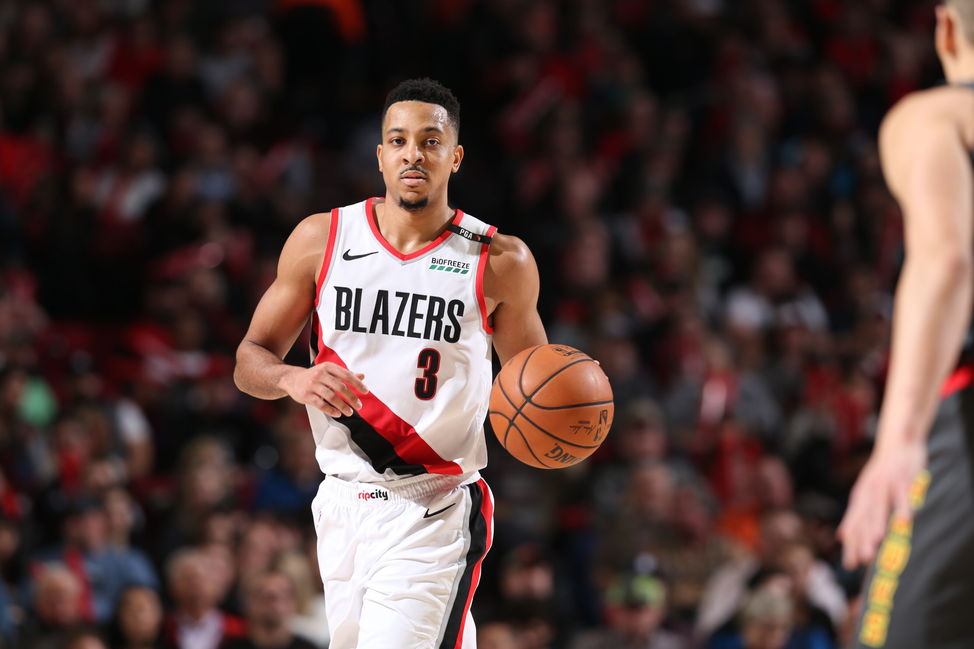 Portland Trail Blazers  CJ McCollum notches first career triple-double c5981a443