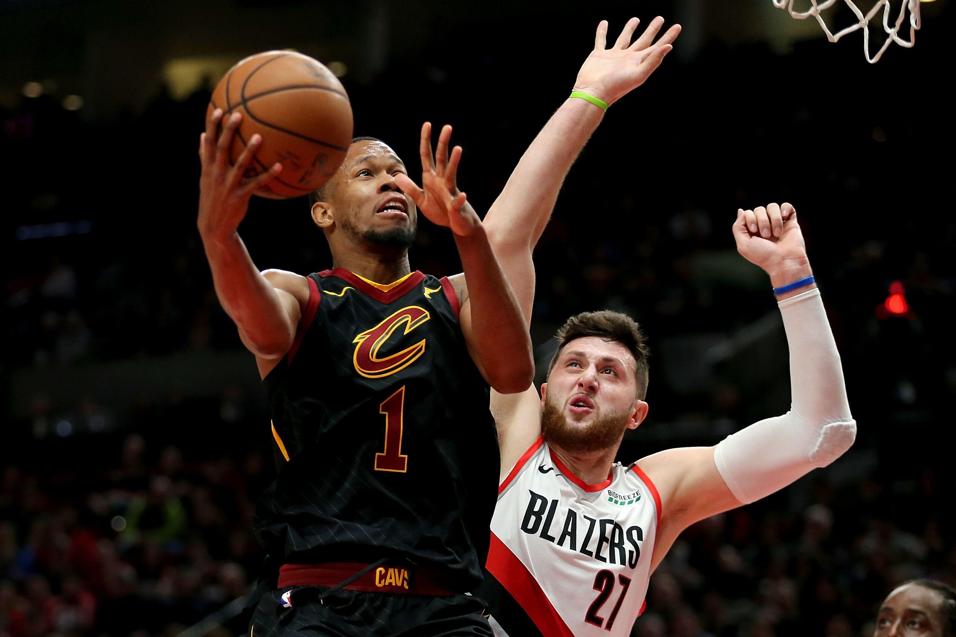 Portland Trail Blazers Acquire Rodney Hood from Cleveland Cavaliers 108b5798c