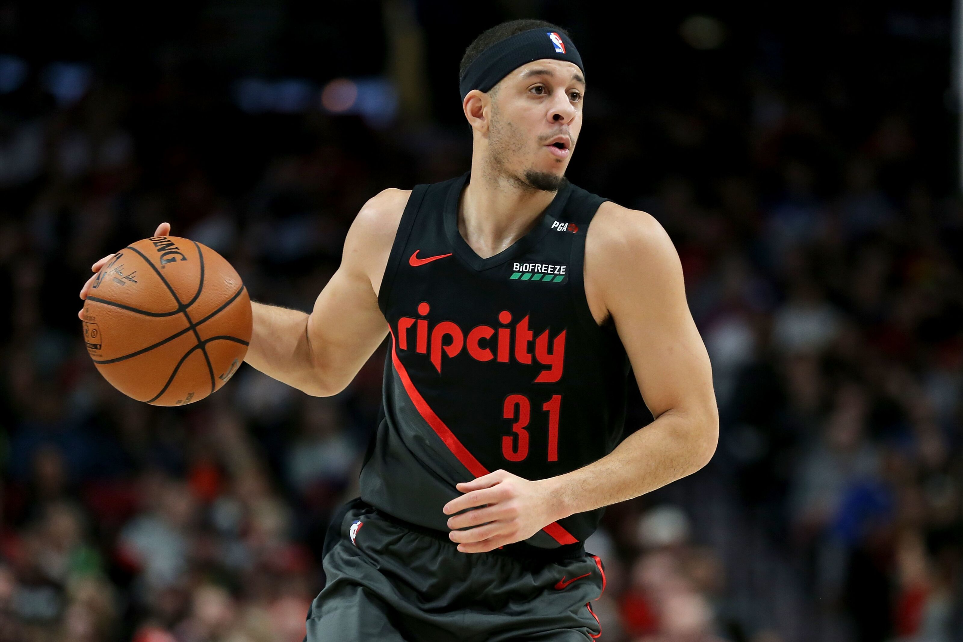 competitive price 3820f 6ff8f We Finally Got a Glimpse at Who Seth Curry Can Become for ...
