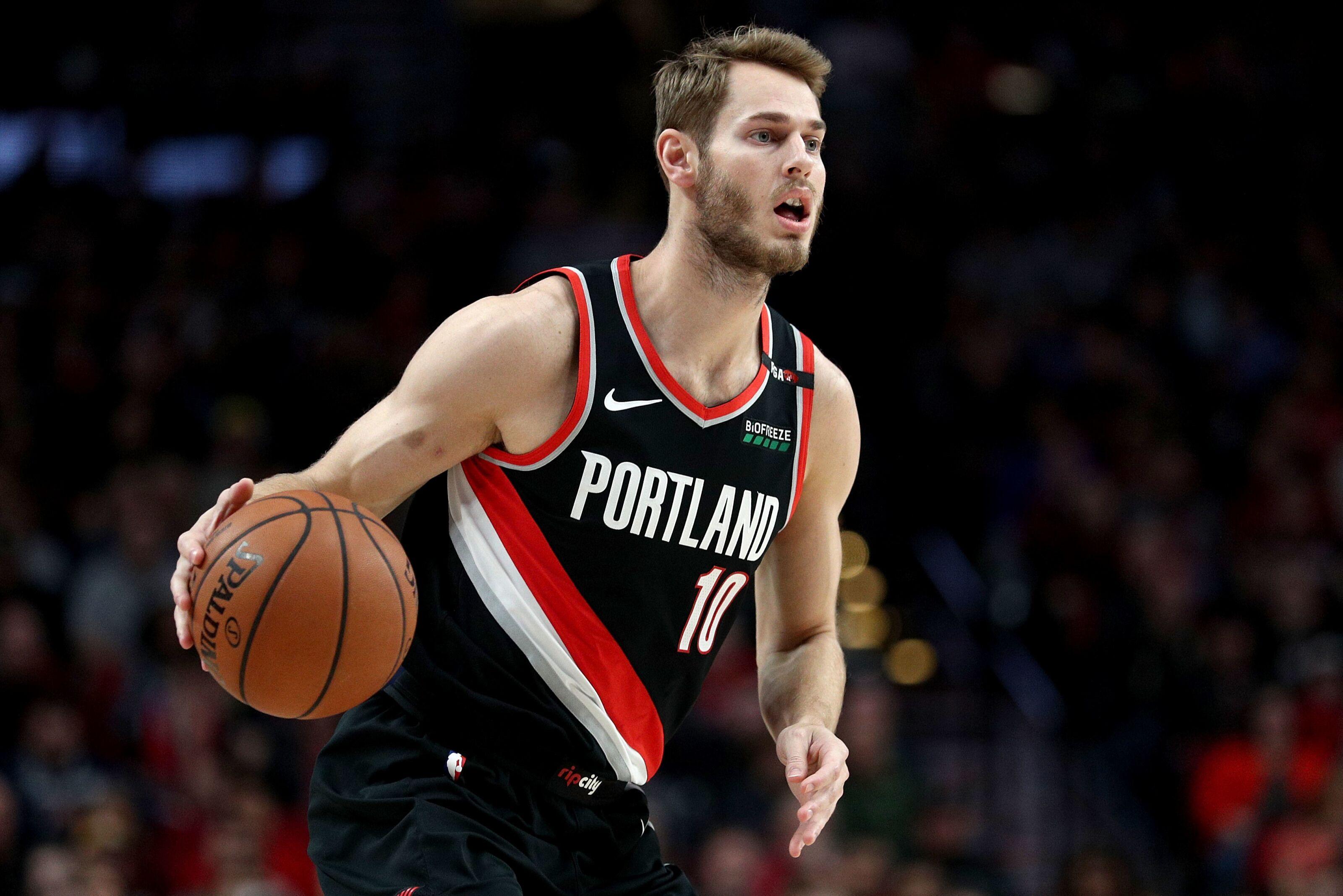 Portland Trail Blazers: Jake Layman's Struggles Continue