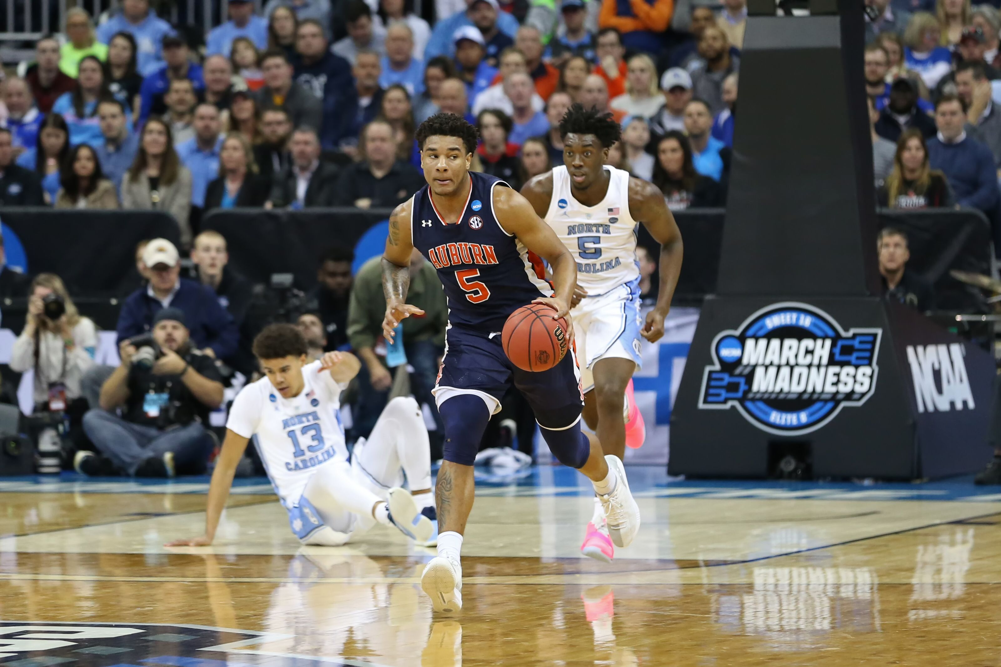 Portland Trail Blazers: NCAA Tournament star Chuma Okeke's draft profile