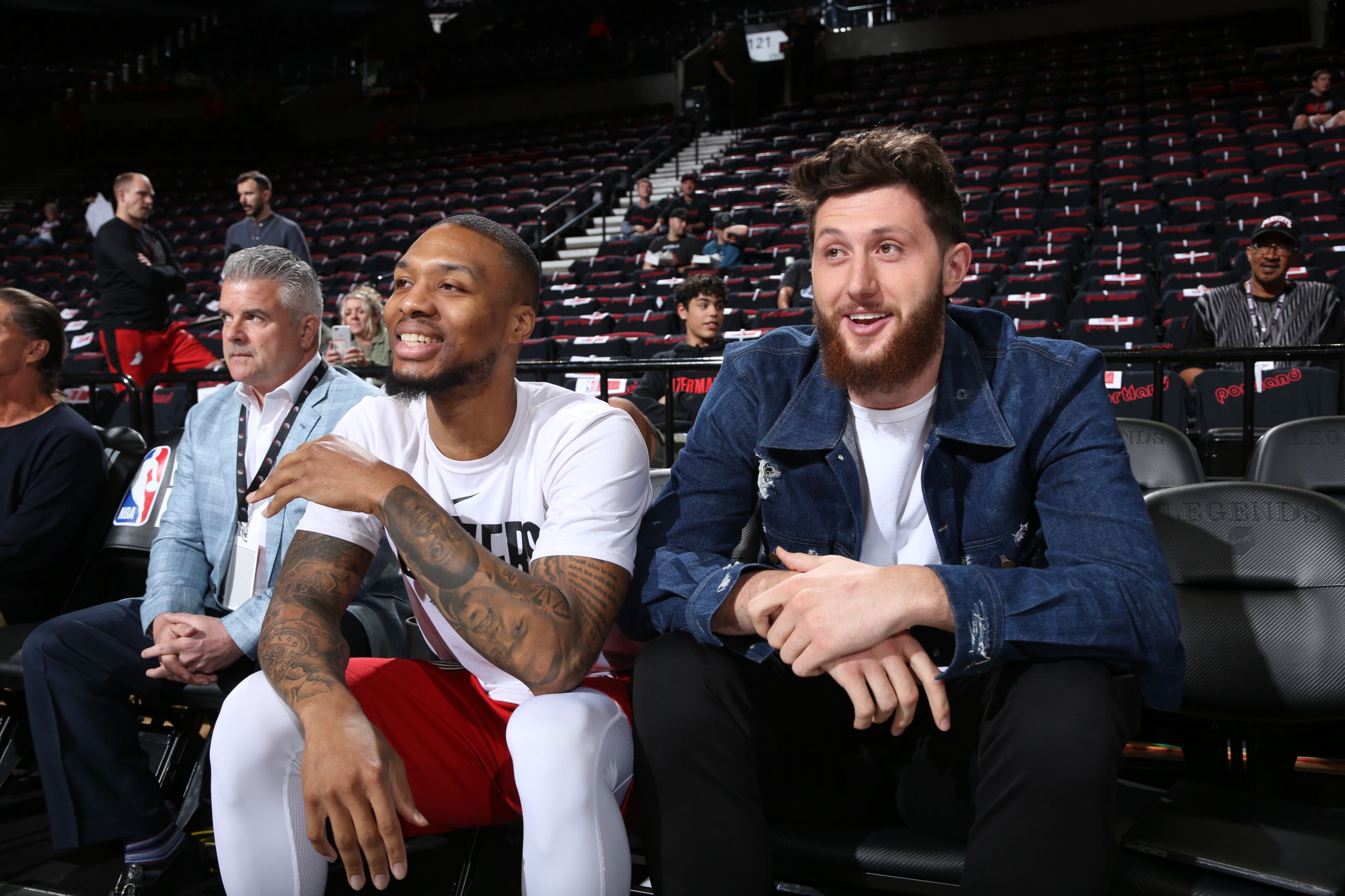 Portland Trail Blazers: Jusuf Nurkic appears on the fast track to recovery