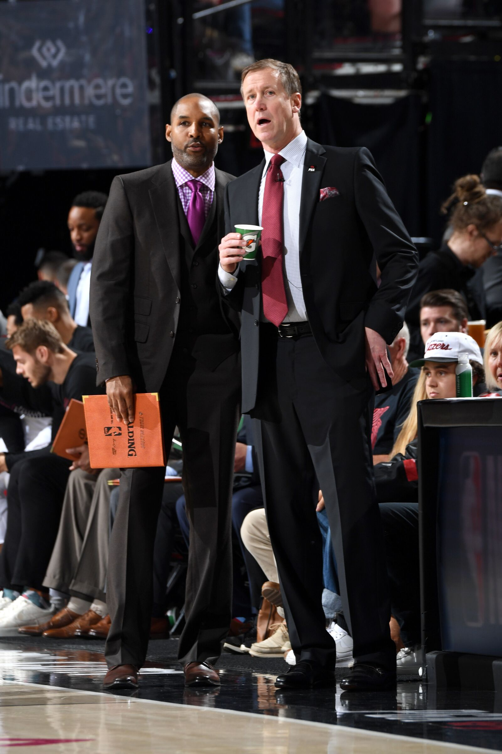 Portland's David Vanterpool joining Timberwolves staff