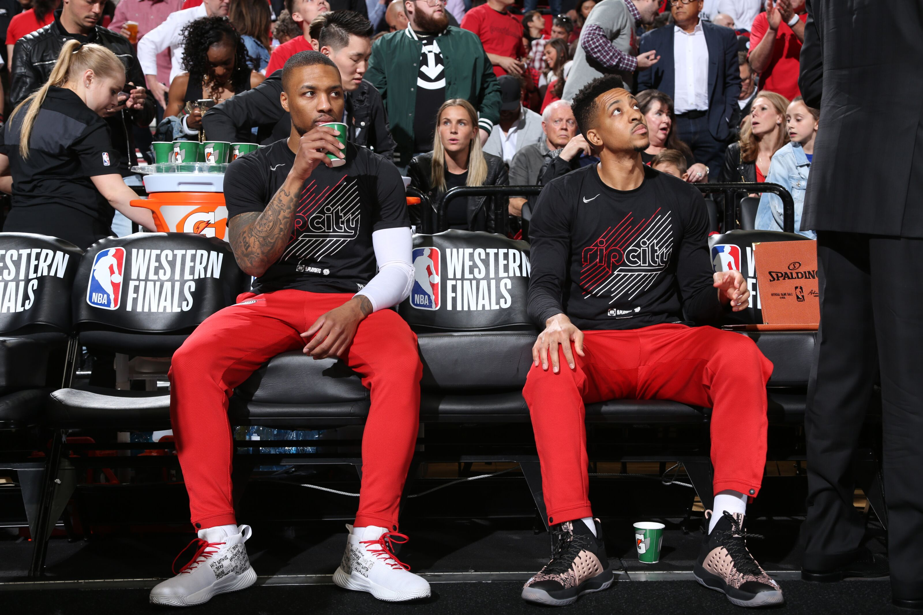 Where does the Portland Trail Blazers' backcourt rank in the NBA's duos?