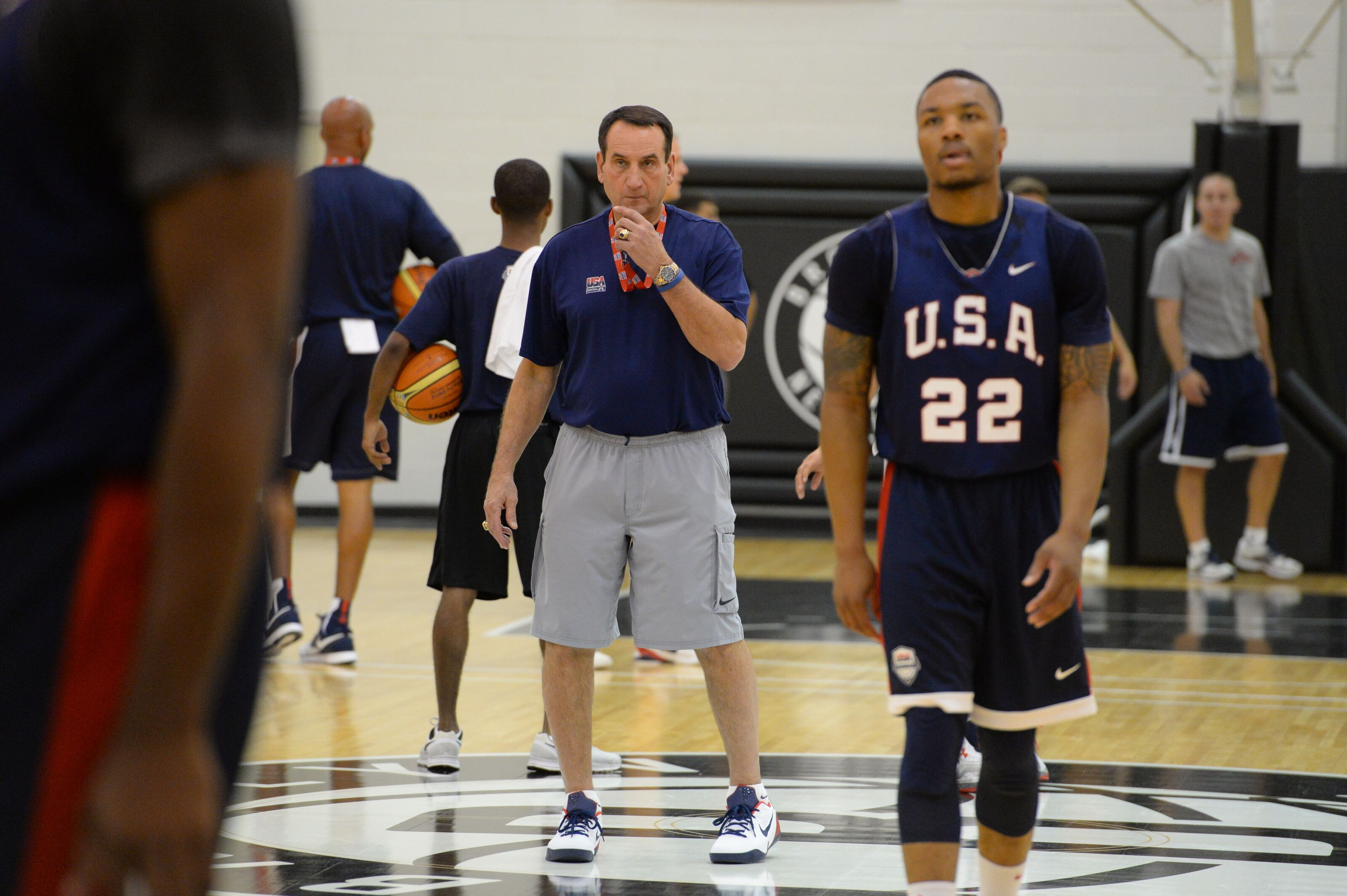 Could the Portland Trail Blazers beat Team USA?