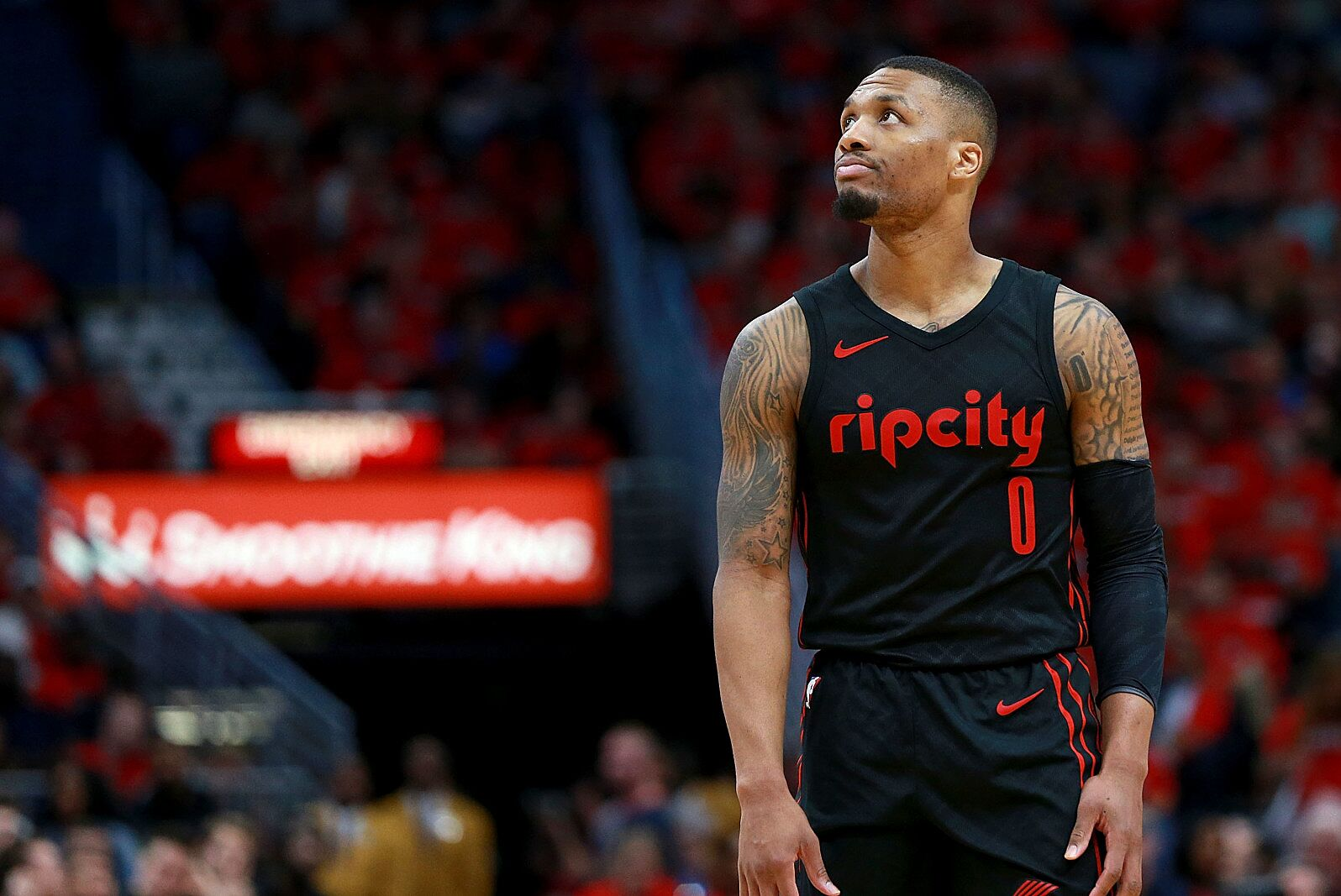 58a259ba057 Damian Lillard is not the playoff choker everyone thinks he is