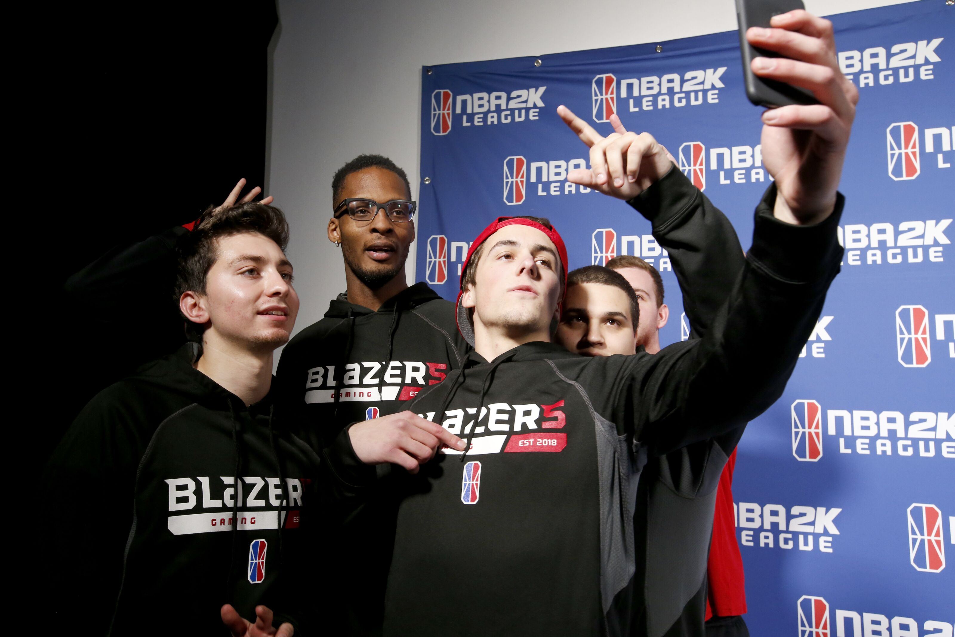 Blazer5 Gaming Representing Blazers In New NBA 2k League