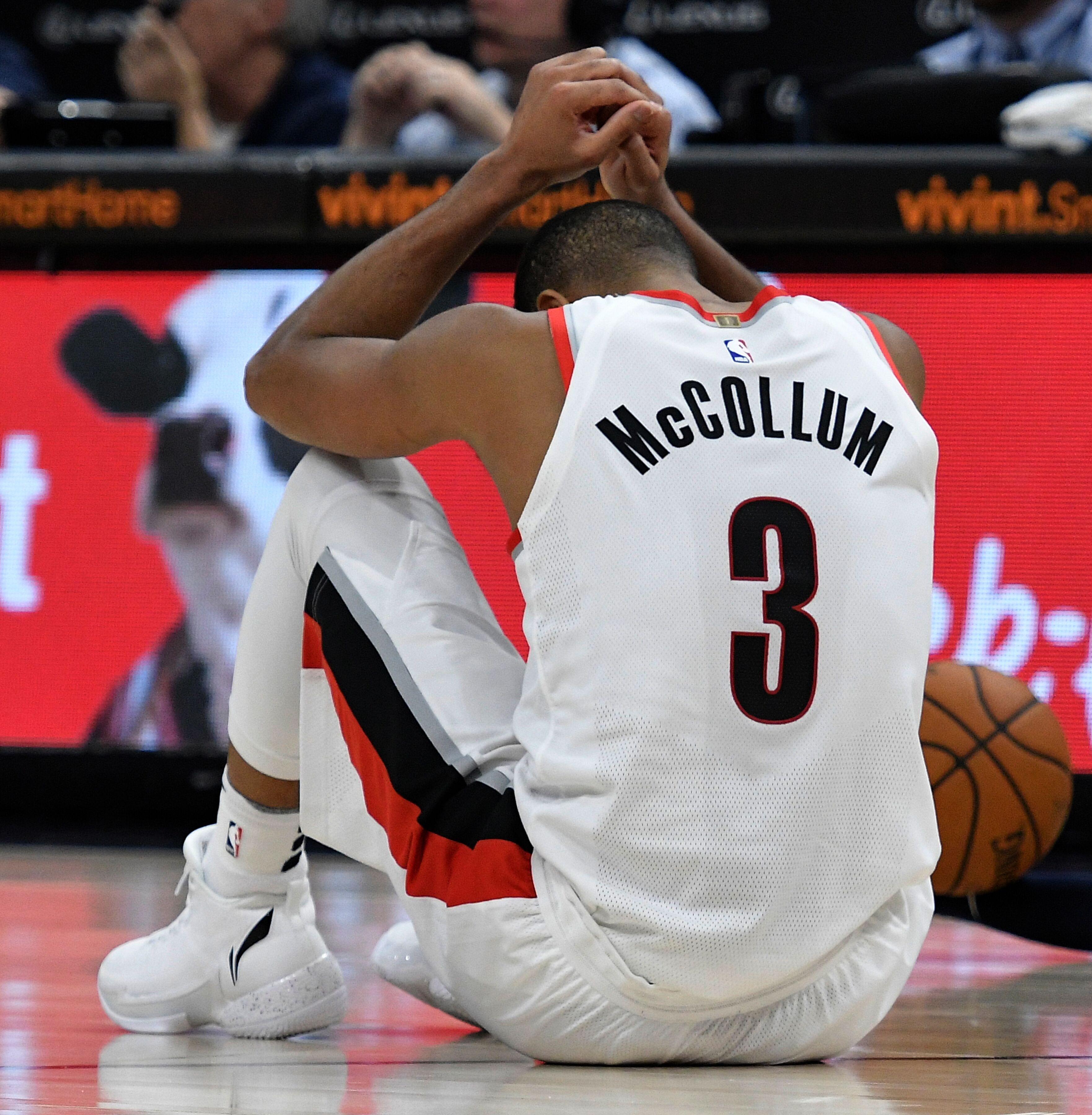 Portland Trail Blazers Worst Draft Picks: CJ McCollum's Early-season Struggles In Clutch Time