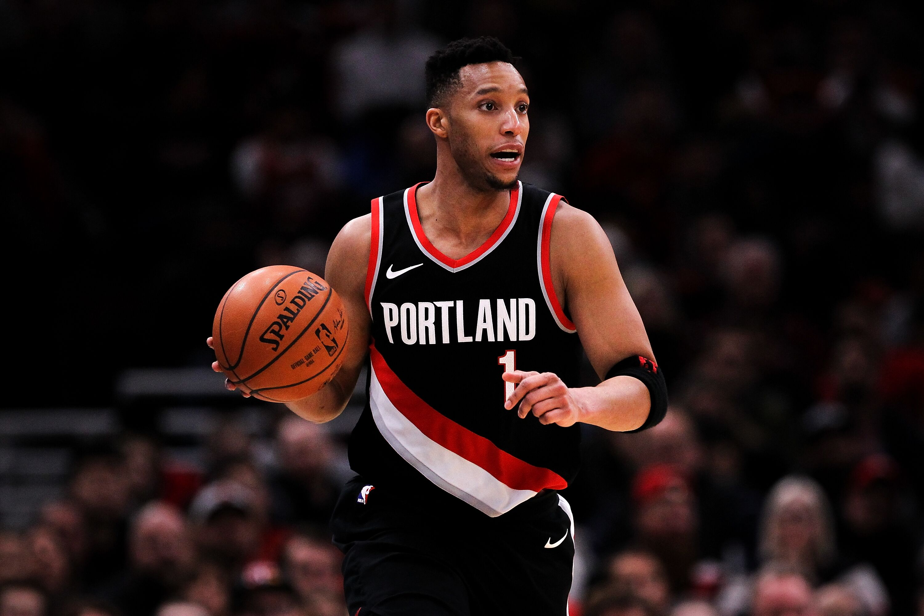 The Portland Trail Blazers and their excellent depth this year 161136a86
