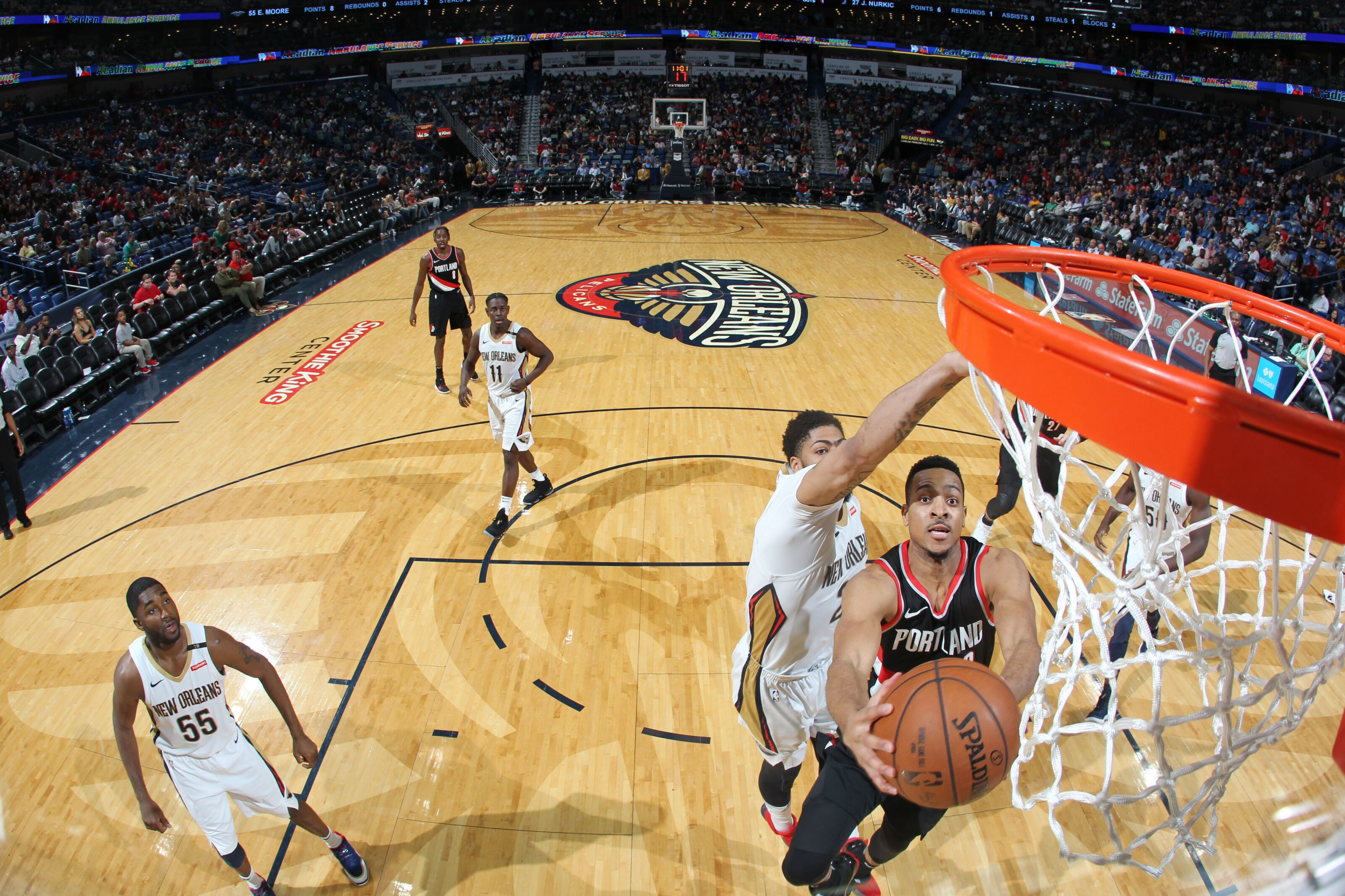 Pelicans Vs Trail Blazers Detail: They Vanquished The Trail Blazers, But How Good Are The