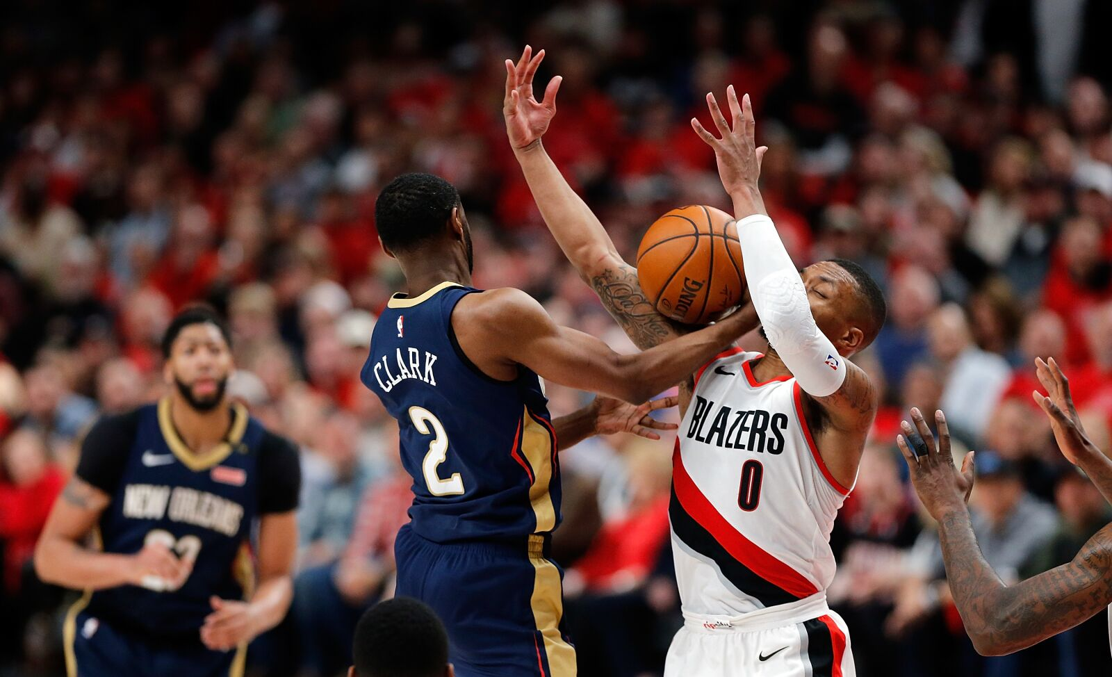 Pelicans Vs Trail Blazers Detail: Portland Trail Blazers Bested By New Orleans Pelicans