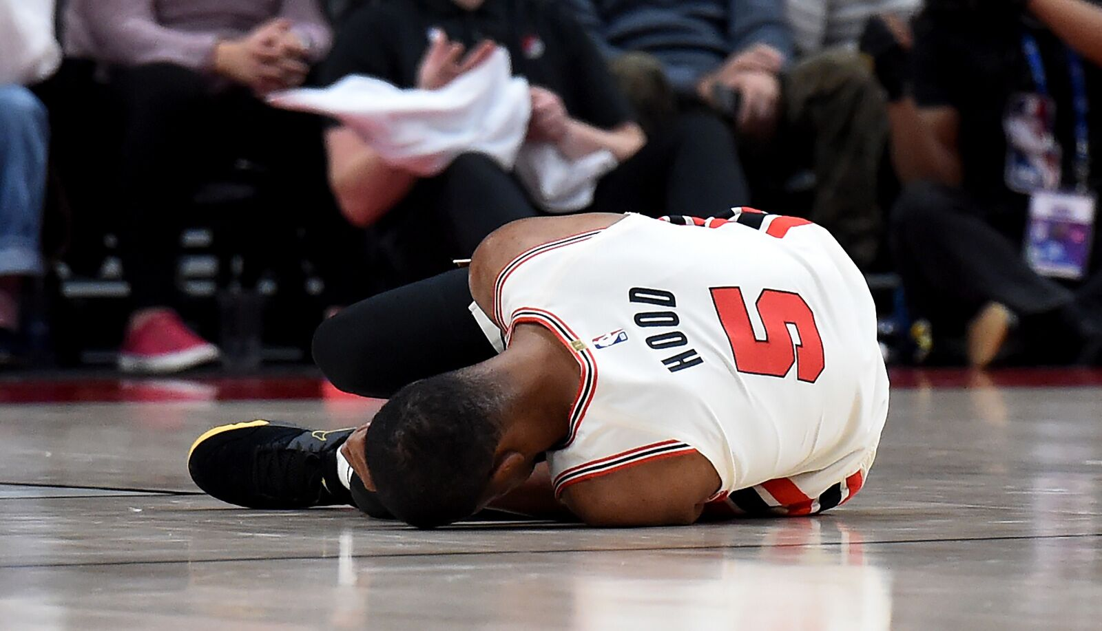 Rodney Hood Out Indefinitely for Trail Blazers with Torn Achilles