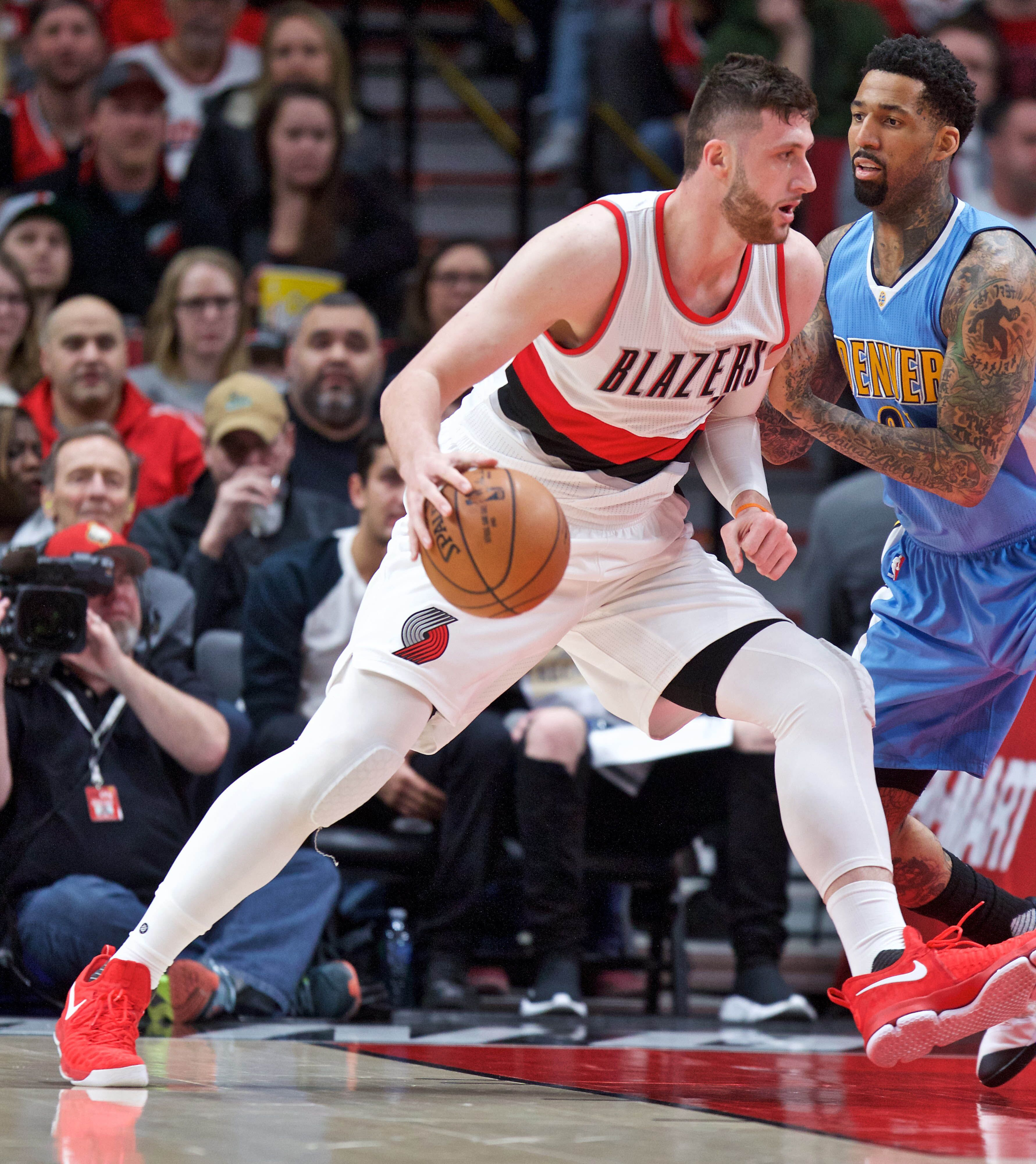 BREAKING: Jusuf Nurkic Suffers Fibular Fracture, Out At