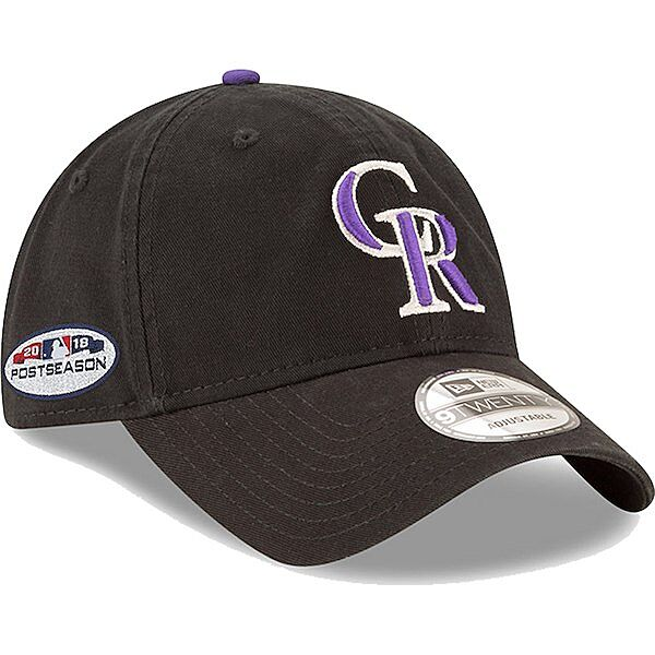 buy online 6dcd4 863a1 Get ready for the MLB Postseason with Colorado Rockies gear