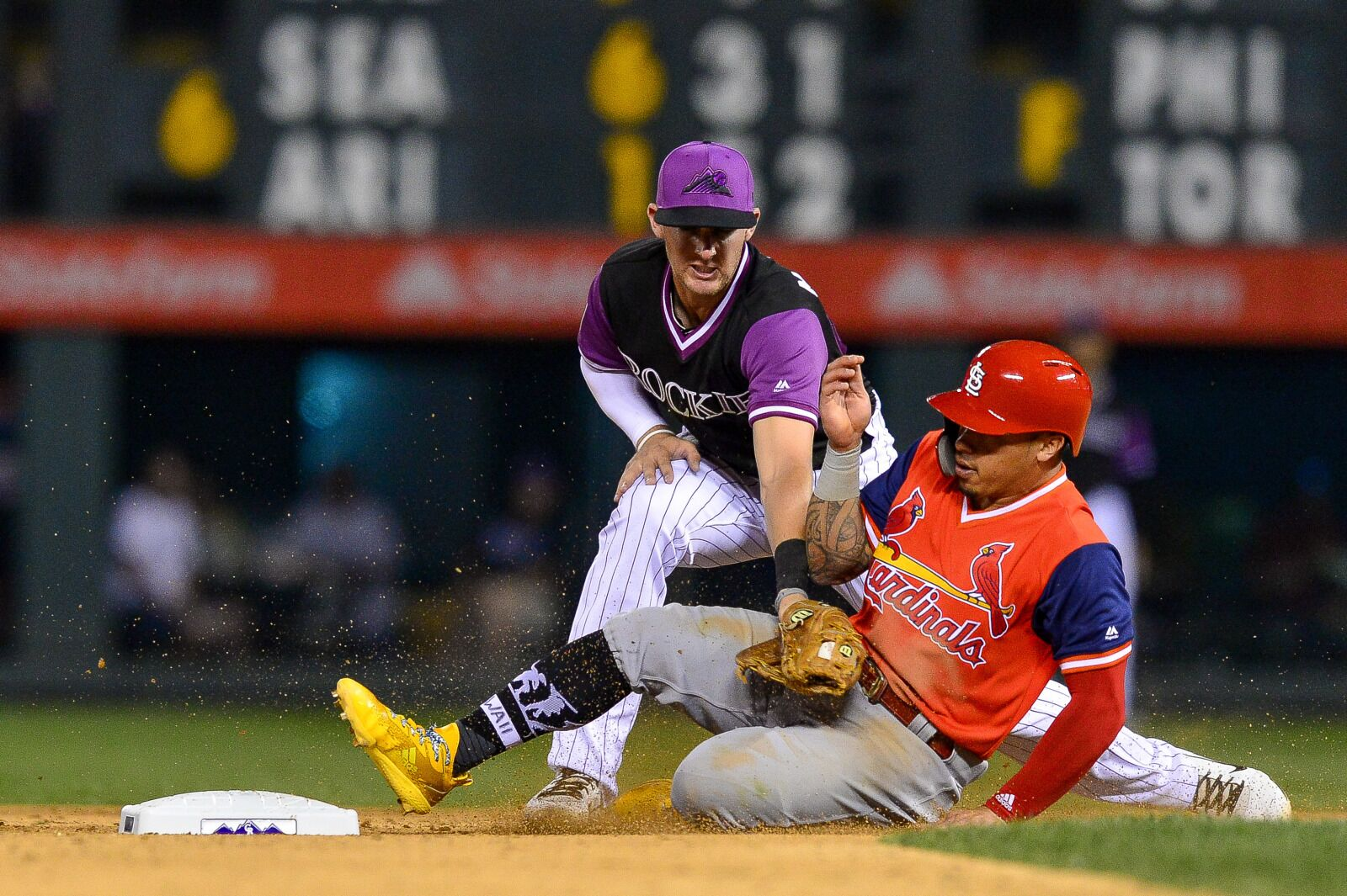 12a2c625b Colorado Rockies  Bud Black s thoughts on the second base job
