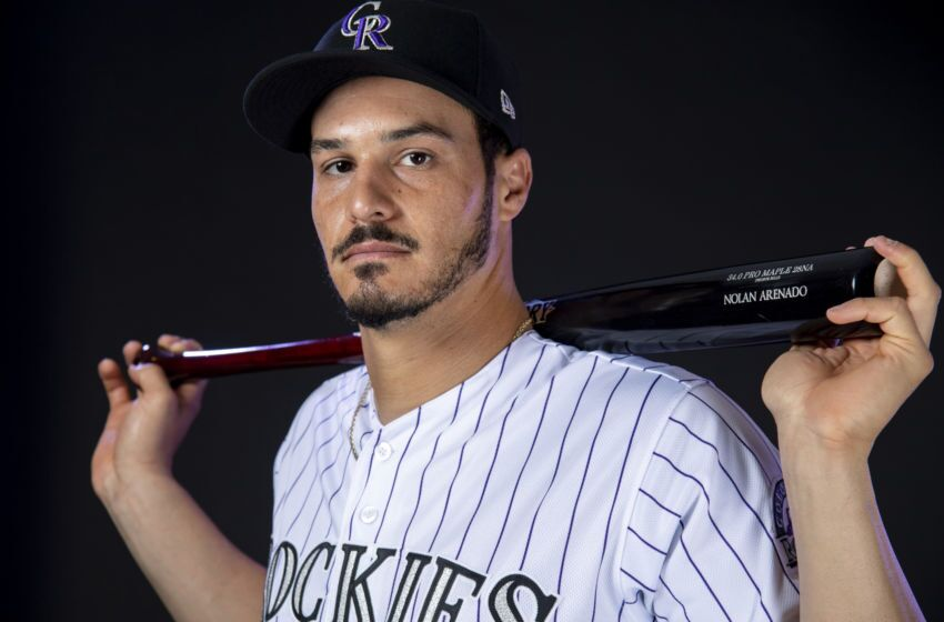 f7371926 We all know that Nolan Arenado currently wears it and the rich history he  has brought to the number since he first donned it in the 2013 ...