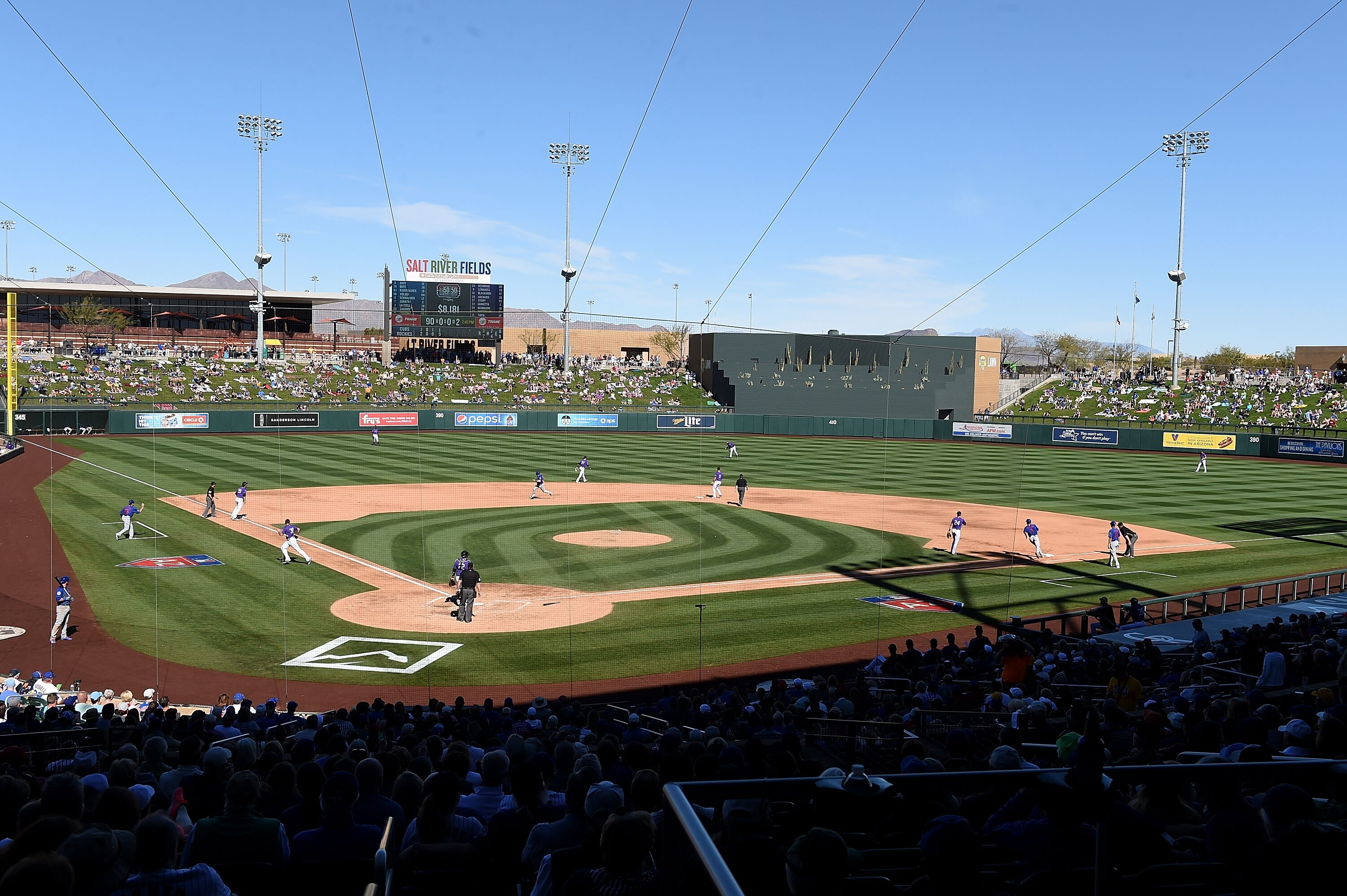 Colorado Rockies 2019 Spring Training Tv And Radio Broadcast Schedule