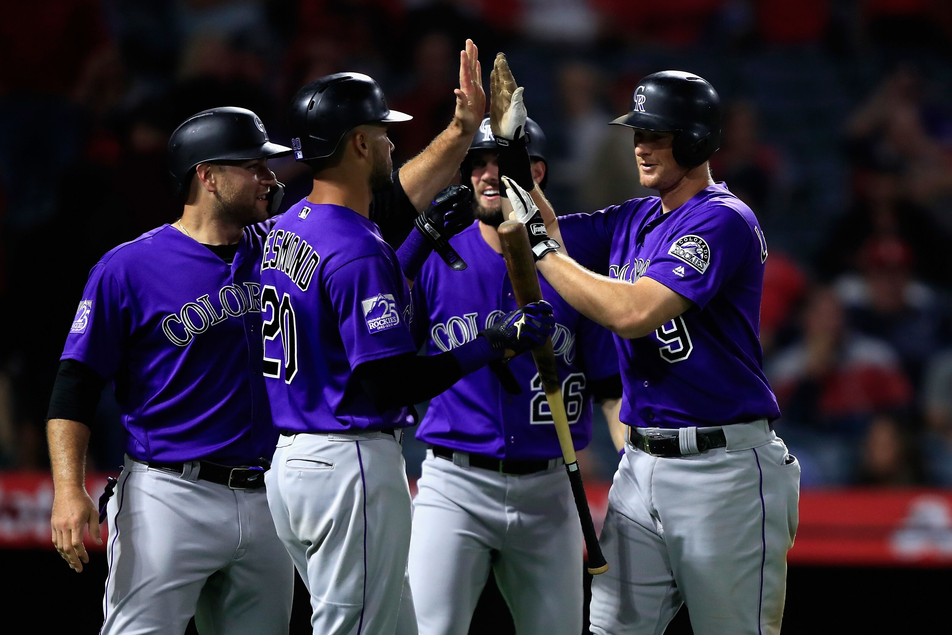 bfa5a1a90 Colorado Rockies must stockpile wins while they still can