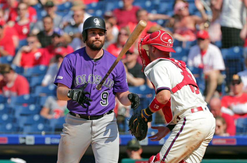 Rockies Home Opener 2020.Colorado Rockies Our Simulated 2020 Opening Day Roster
