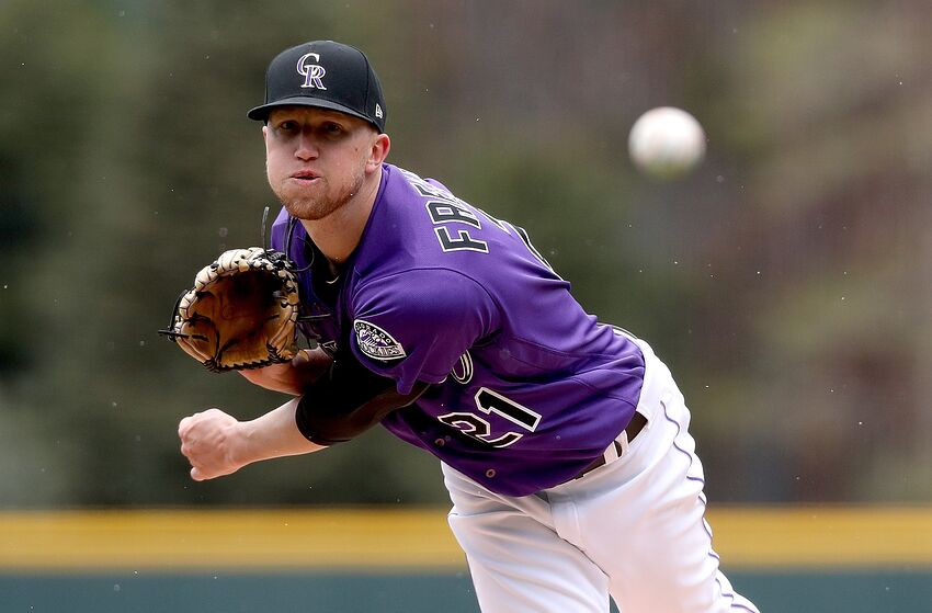 Colorado Rockies: Kyle Freeland to join Rockies rotation this weekend