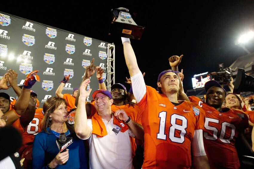 Clemson Football: Cole Stoudt, Tigers Rout Oklahoma Sooners