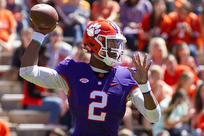check out d7867 a94ce Clemson football: 5 way-too-early predictions for the 2017 ...
